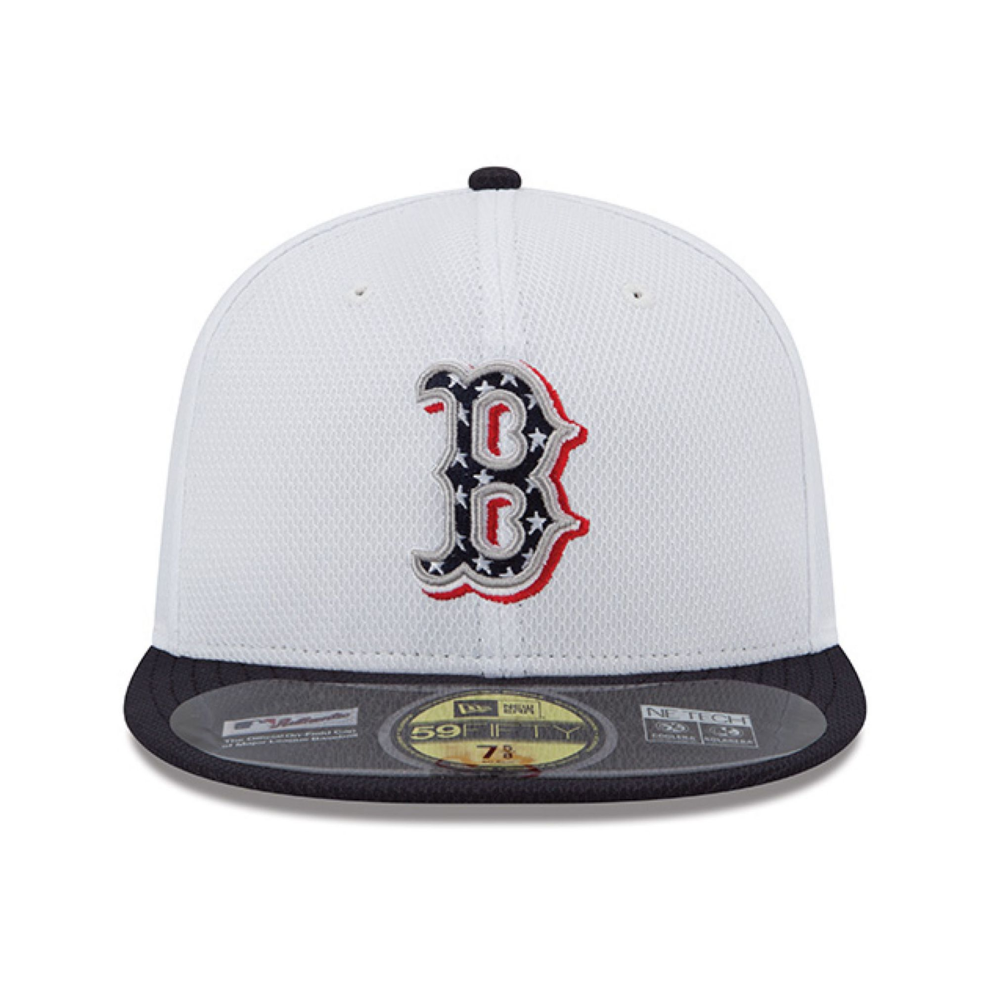 outlet store 96c49 3cac5 ... official store lyst ktz boston red sox mlb july 4th stars stripes  59fifty cap in 0dc32