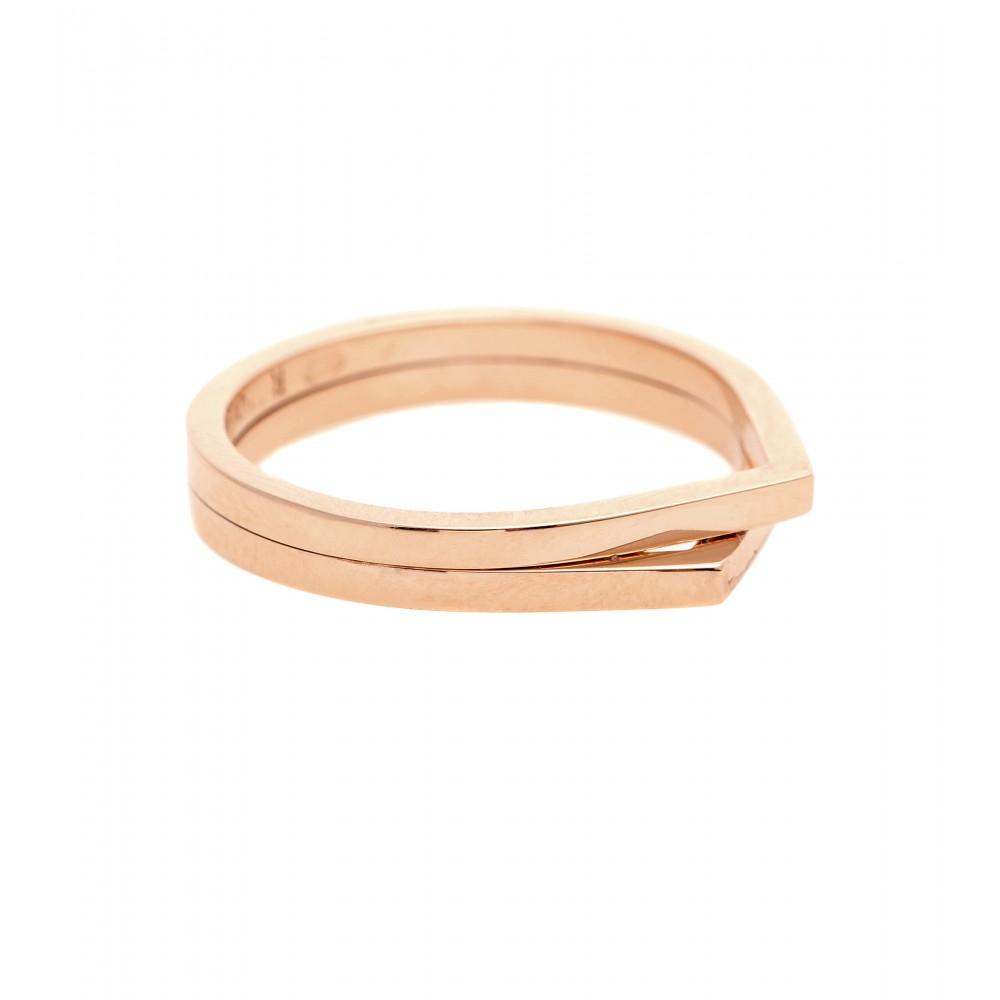 Repossi Antifer 18kt rose gold ring D2SY0