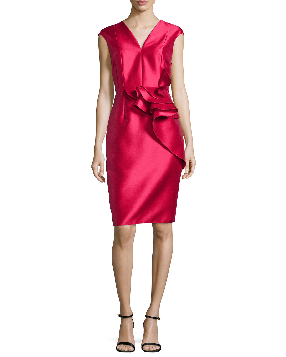 Carmen Marc Valvo Cocktail Dresses 20