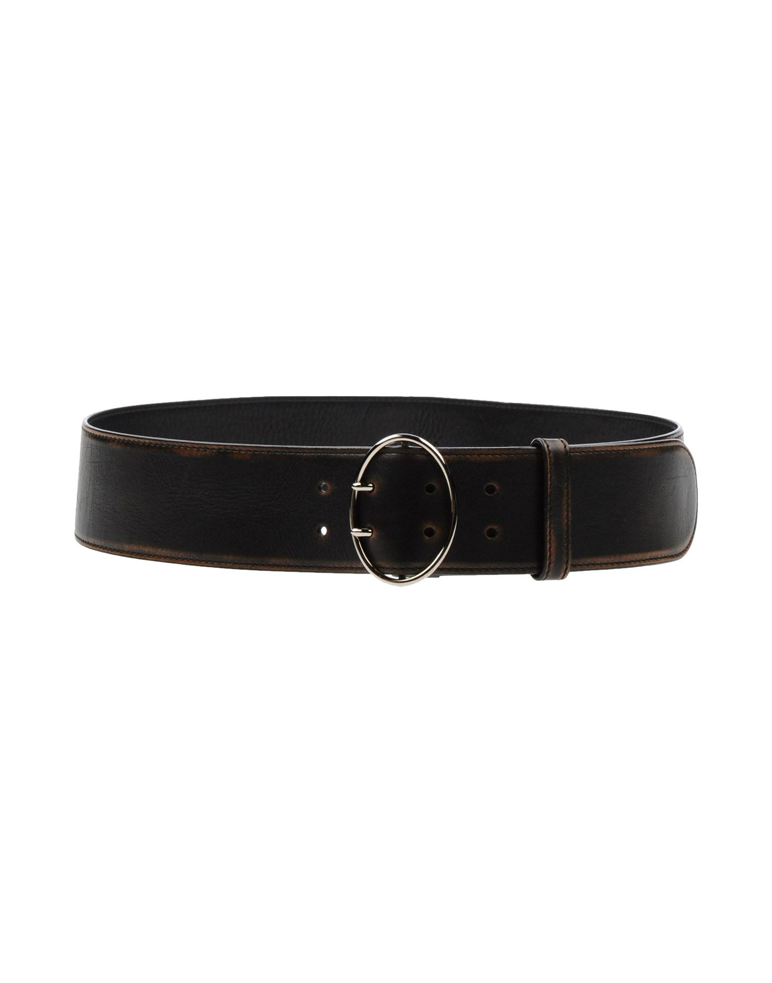 Prada Belt In Gray
