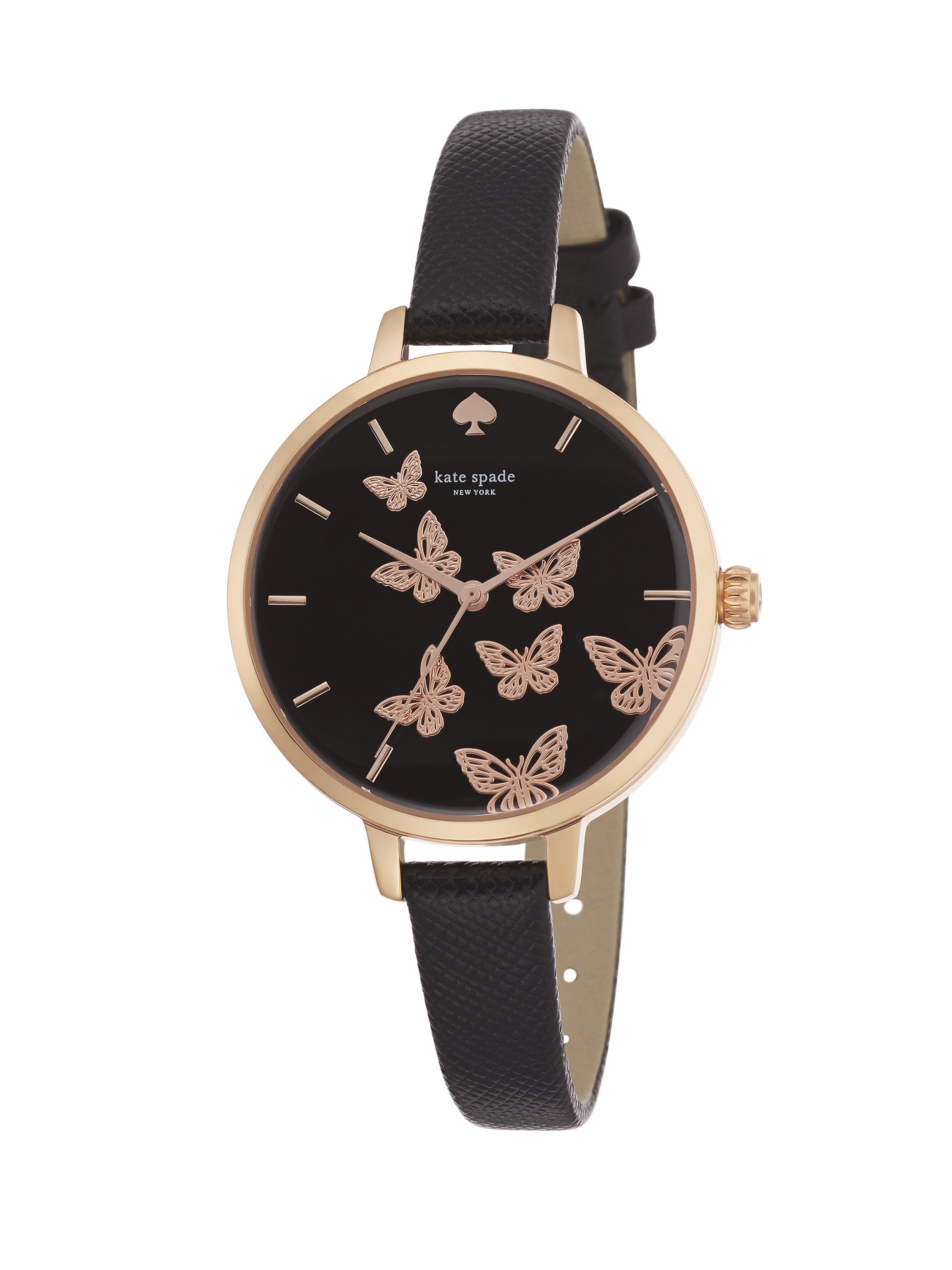 tangy black and enchanted butterflies just butterfly products garden watches