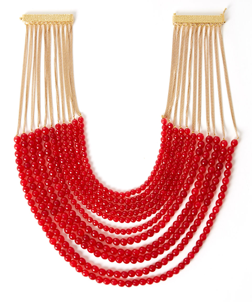 Rosantica Mini Raissa Beaded Necklace f3Ar6ecfVZ