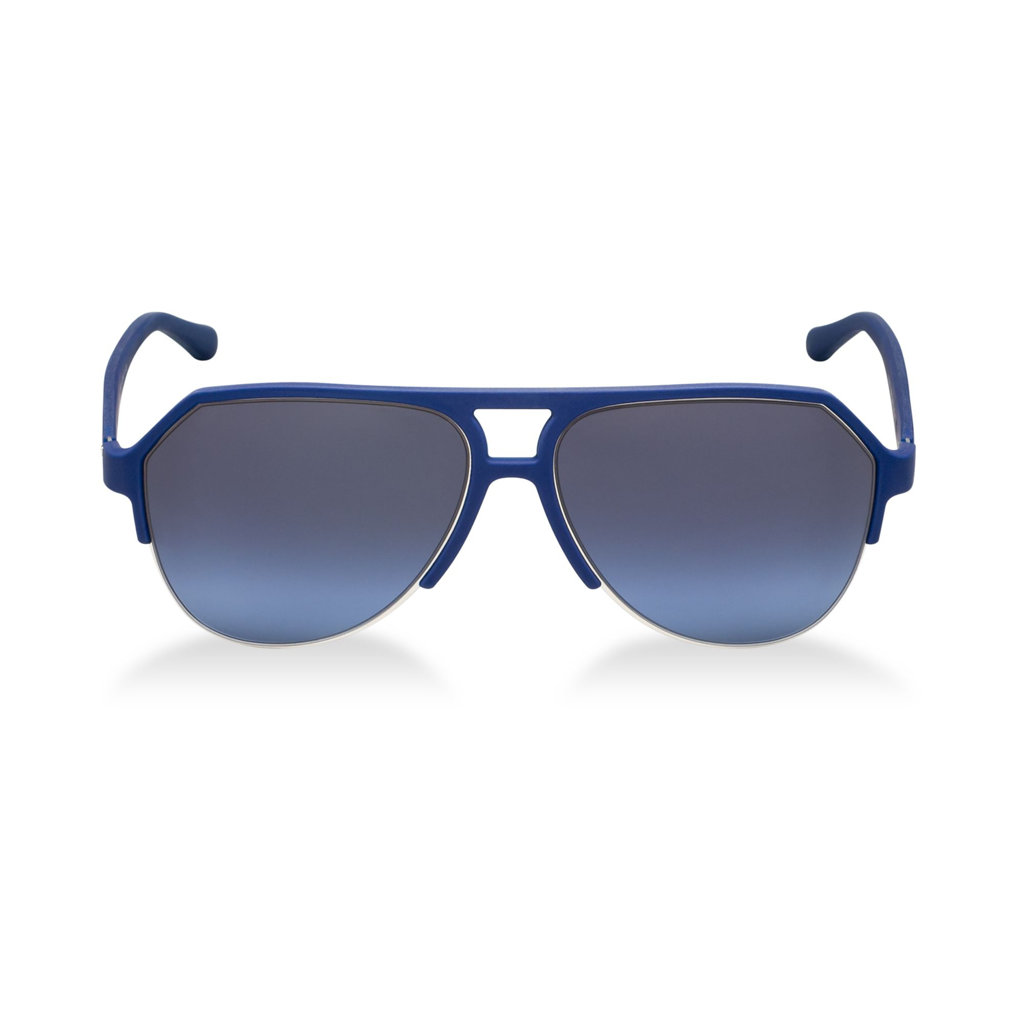 43b326871a609 Lyst Sunglasses Men For Gabbana In amp  Dolce Blue FrvFp