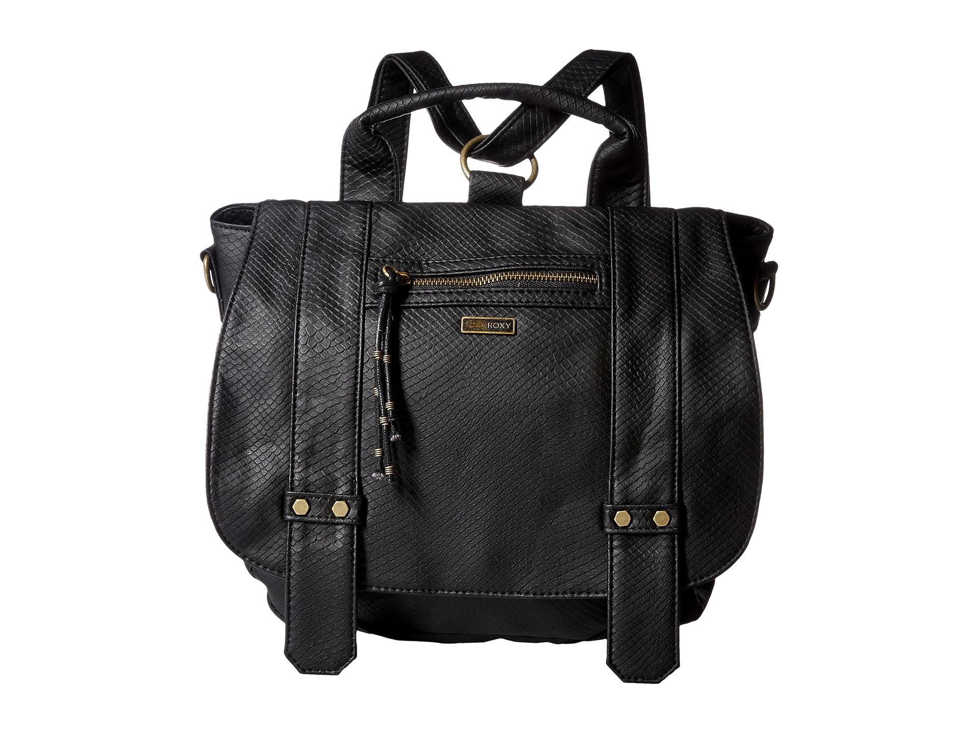 09c669f46e05 Lyst - Roxy Magnolia Bay Bag in Black