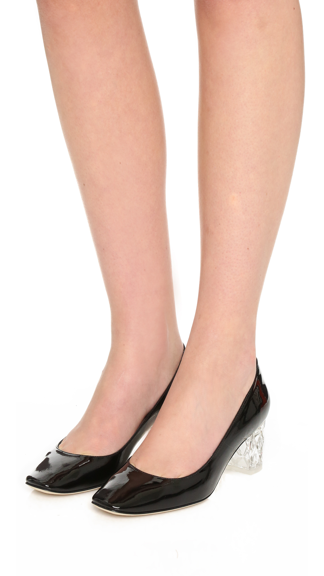 Kate Spade New York Women's Dolores Too Suede Block Heel Pumps 9pJNttMH