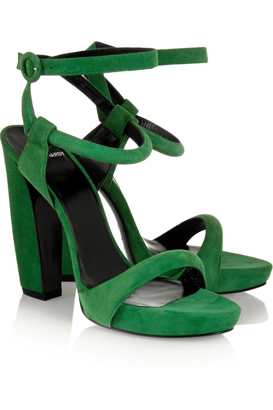 RAIDABRIELLE - High heeled sandals - orange YthQl