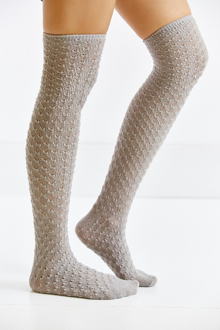You searched for: gray knee high socks! Etsy is the home to thousands of handmade, vintage, and one-of-a-kind products and gifts related to your search. No matter what you're looking for or where you are in the world, our global marketplace of sellers can help you .
