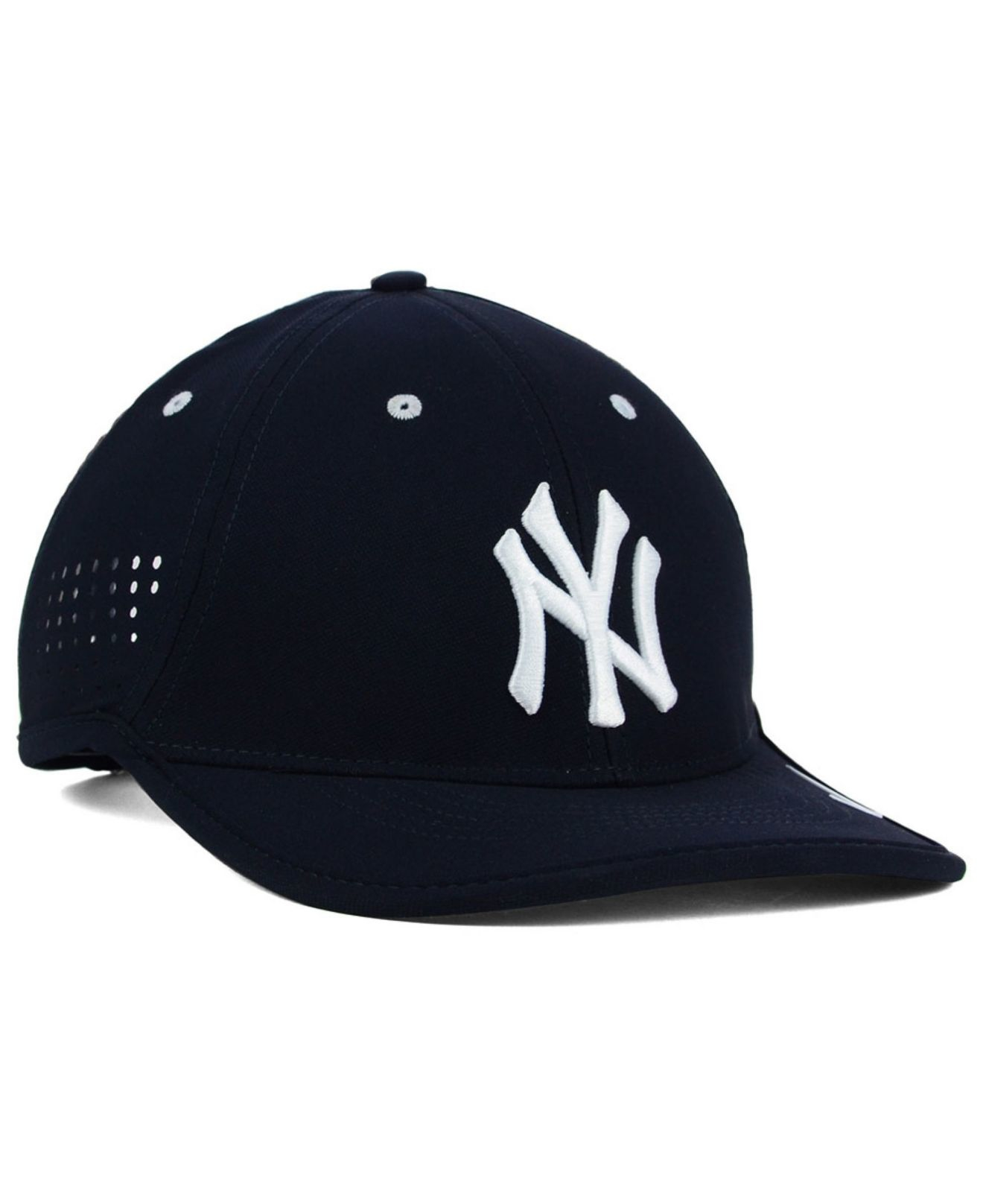 4abcde2cdb211 ... netherlands lyst nike new york yankees vapor swoosh adjustable cap in  blue for men 8709a 18dd7