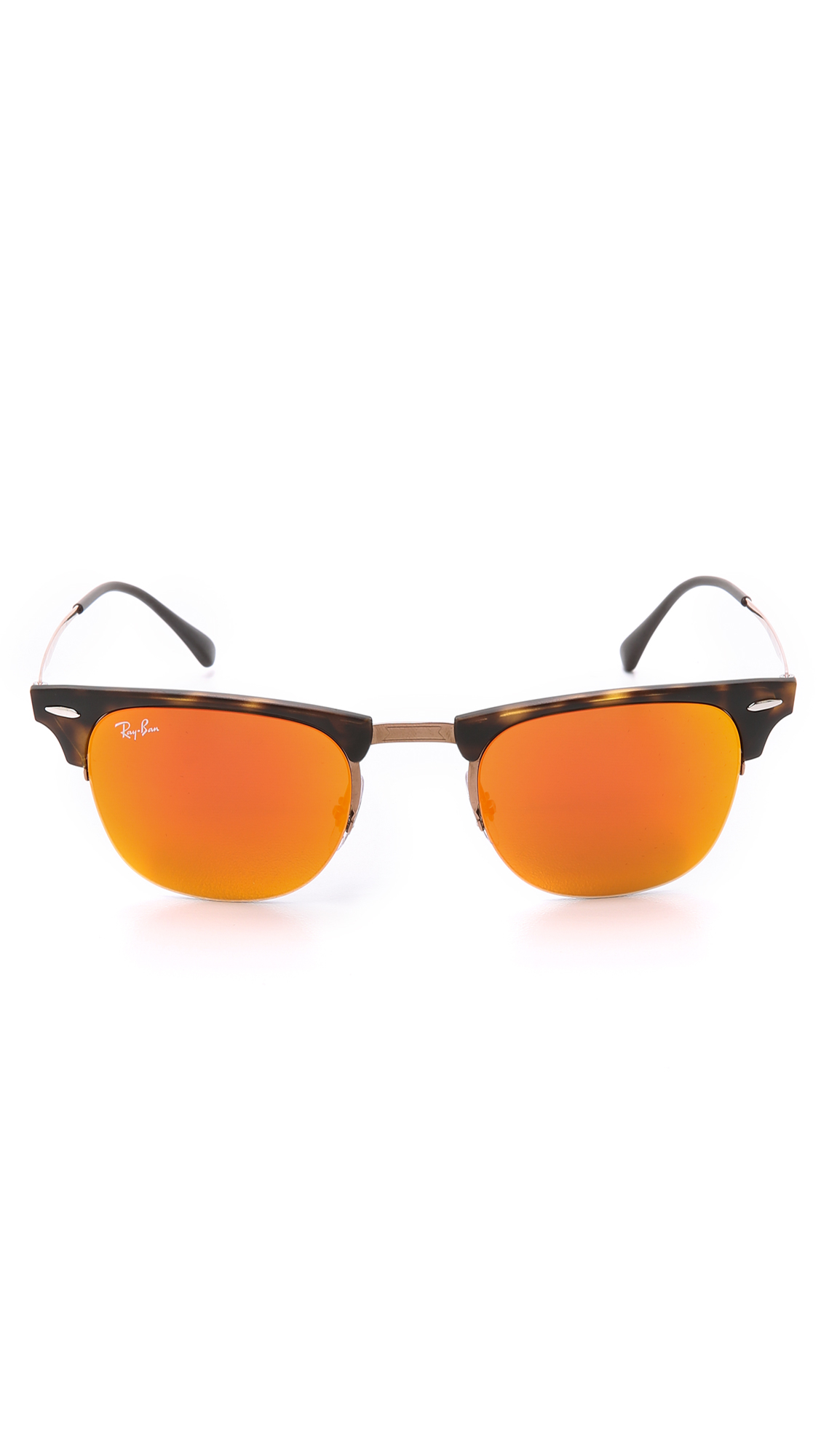 142f8dce86 ... coupon for gallery. previously sold at east dane mens ray ban clubmaster  mens rimless sunglasses