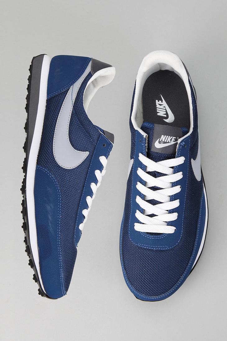 Nike Elite Sneaker in Blue for Men - Lyst
