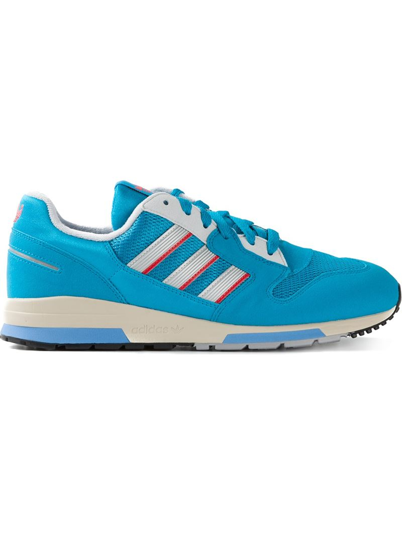 442fbb4d7105a Lyst - adidas  Zx 420  Sneakers in Blue for Men