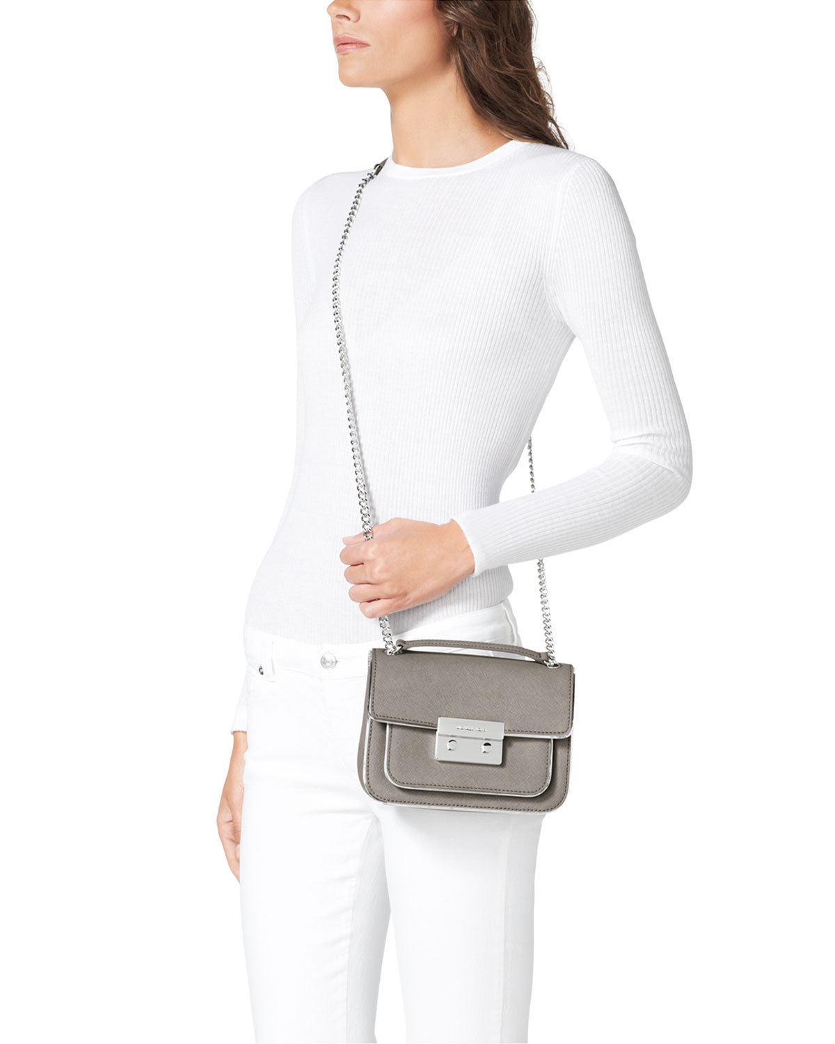 d63e4f19849f Gallery. Previously sold at: Neiman Marcus · Women's Michael By Michael  Kors Sloan