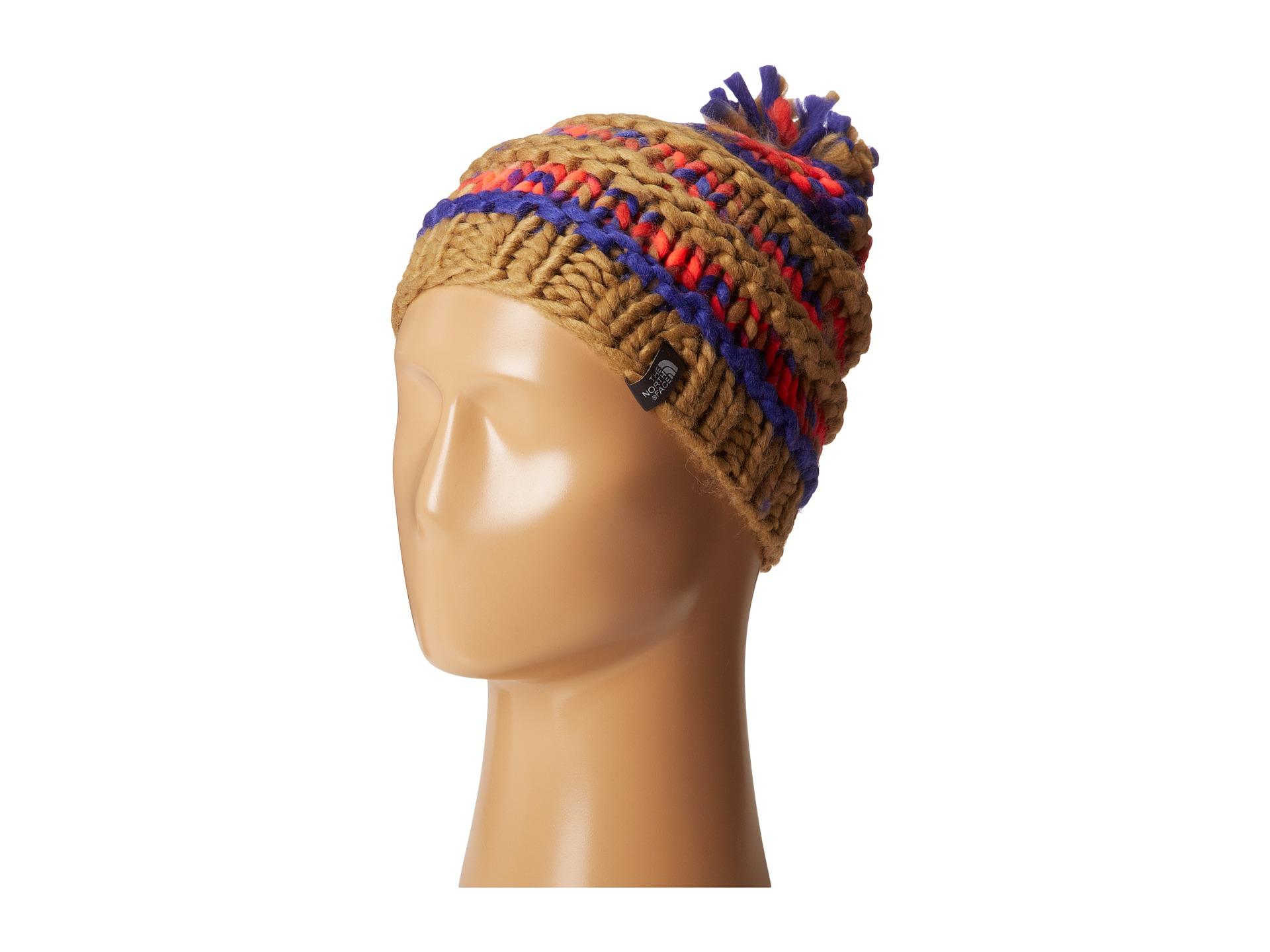 768af86b5922b The North Face Nanny Knit Beanie - Lyst