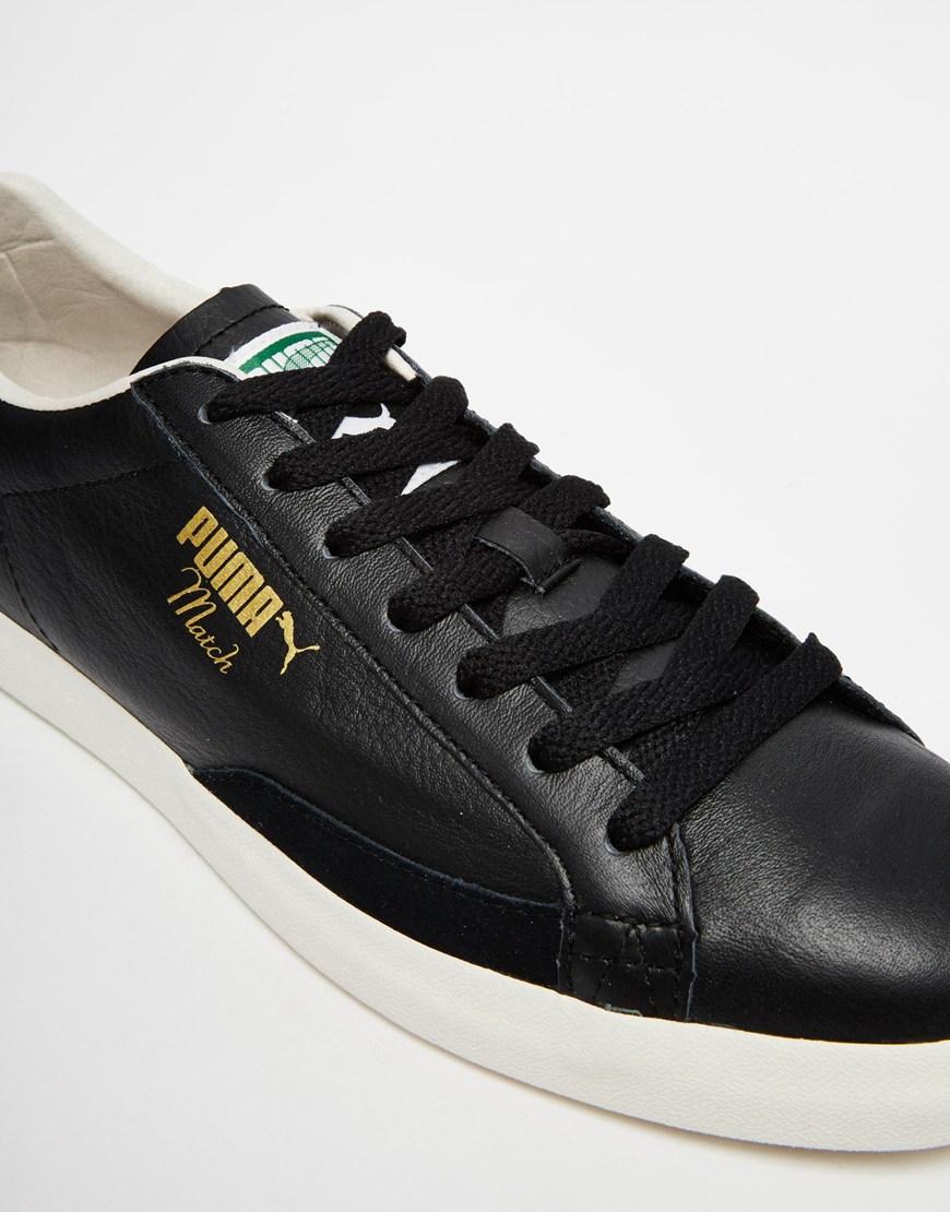 3f28f046ef7 Lyst - PUMA Match Vulc Sneakers in Black for Men