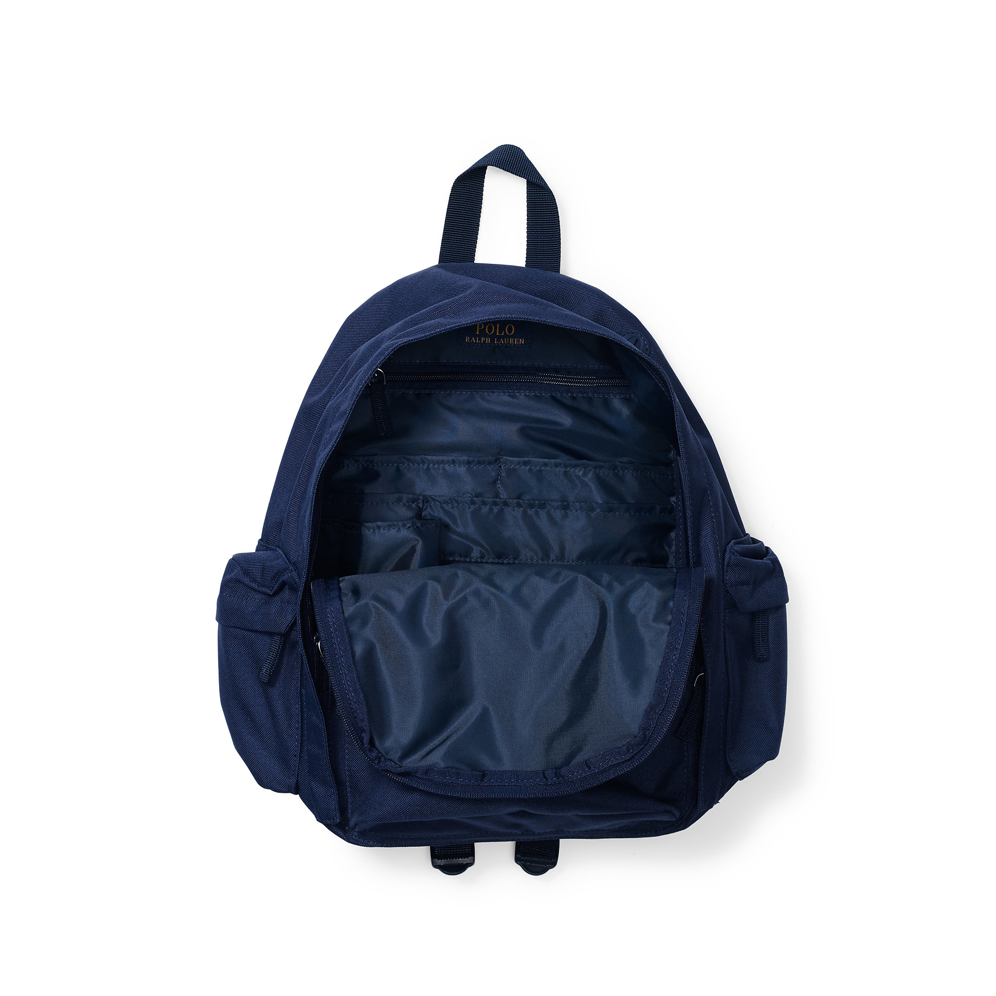 7fb34e5dc10a Lyst - Ralph Lauren Medium Big Pony Backpack in Blue