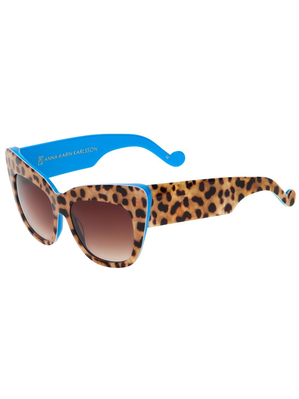 Alice Goes to Cannes sunglasses - Multicolour Anna-Karin Karlsson o7GE6eWl