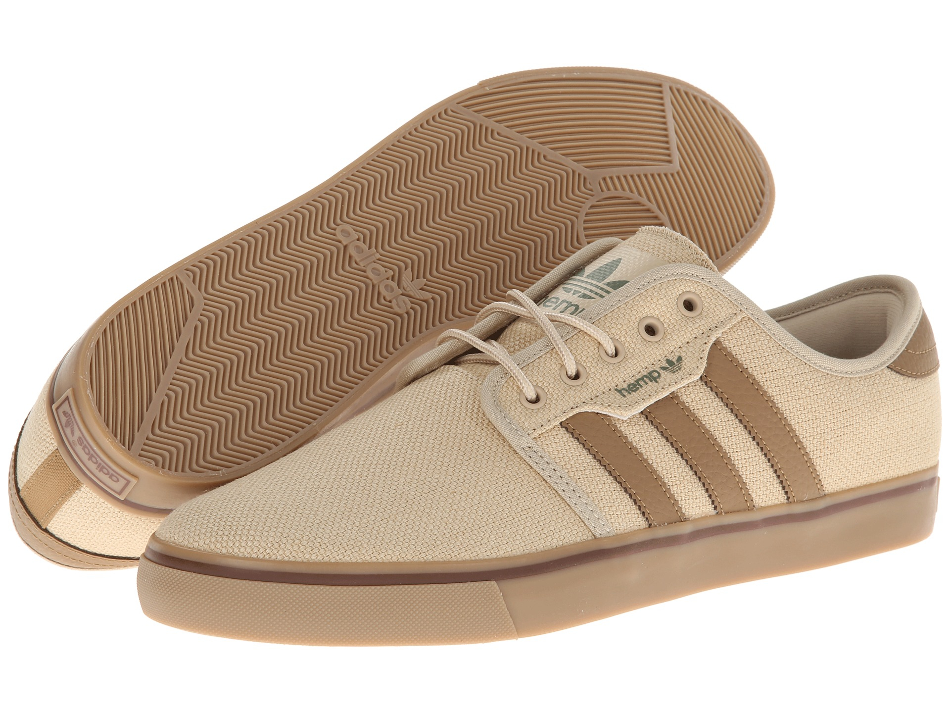Adidas Hemp Shoes Green