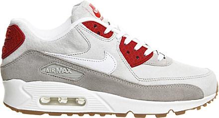 Nike Air Max 90 Womens Suede