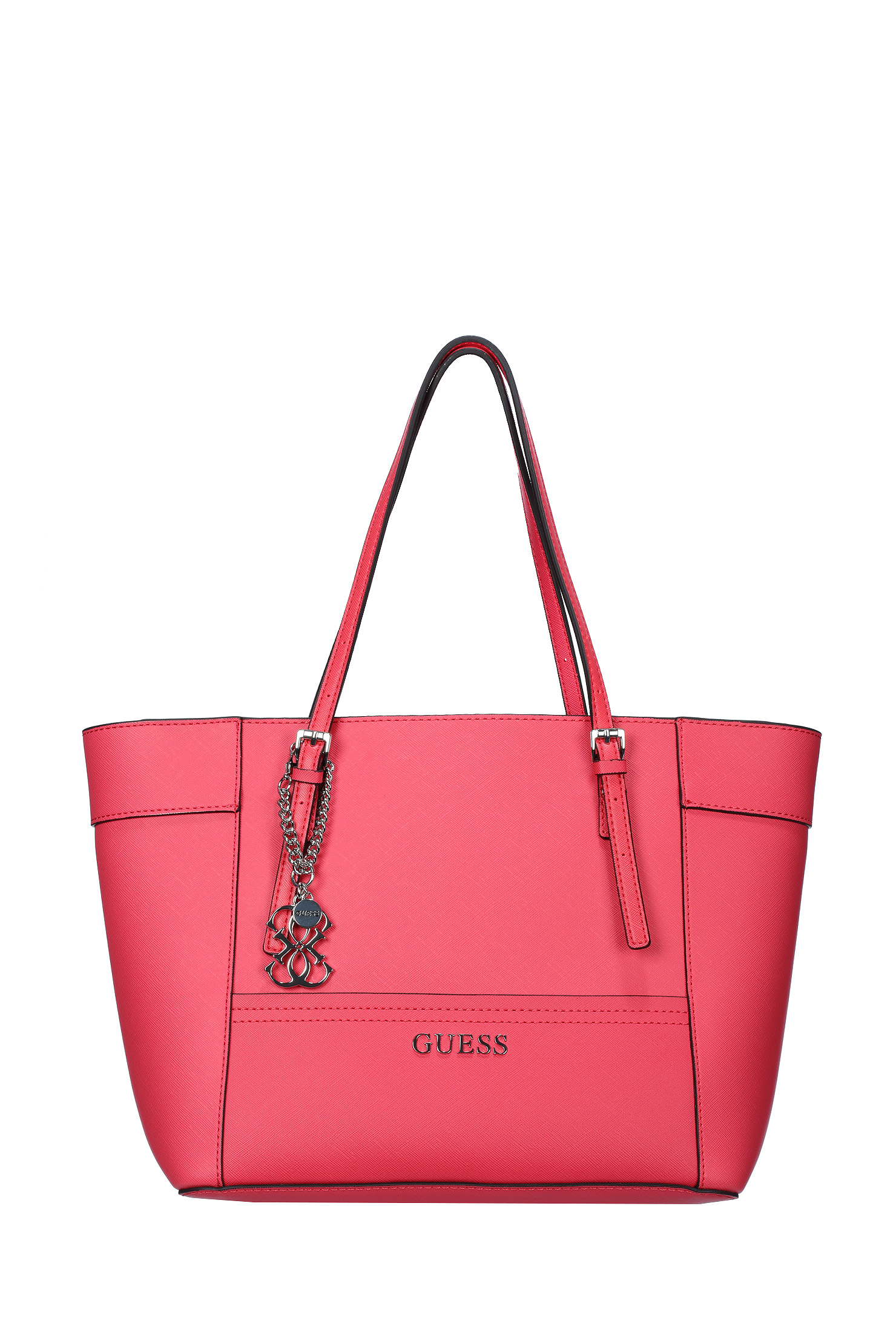 Guess Luggage Pink | Luggage And Suitcases