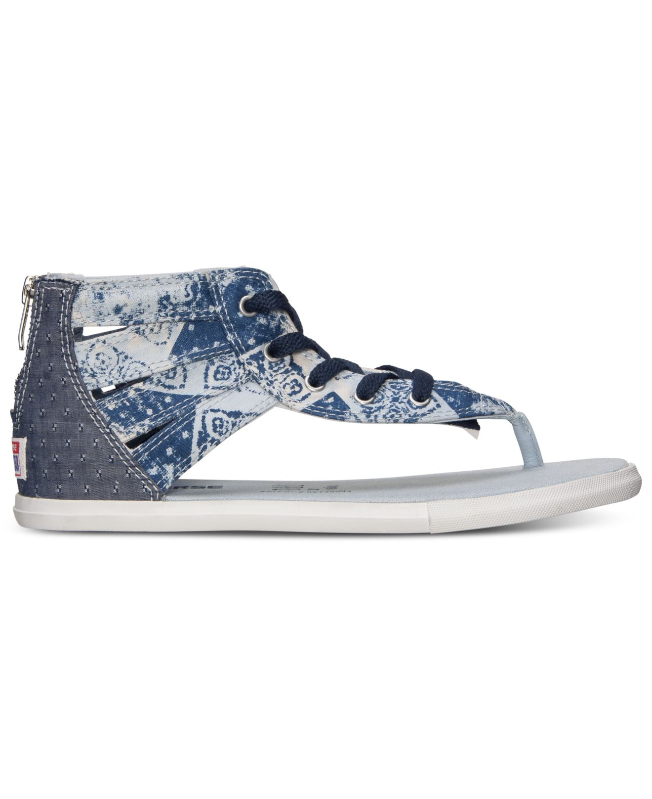 Amazing Converse Women39s Chuck Taylor Gladiator Thong Sandals From