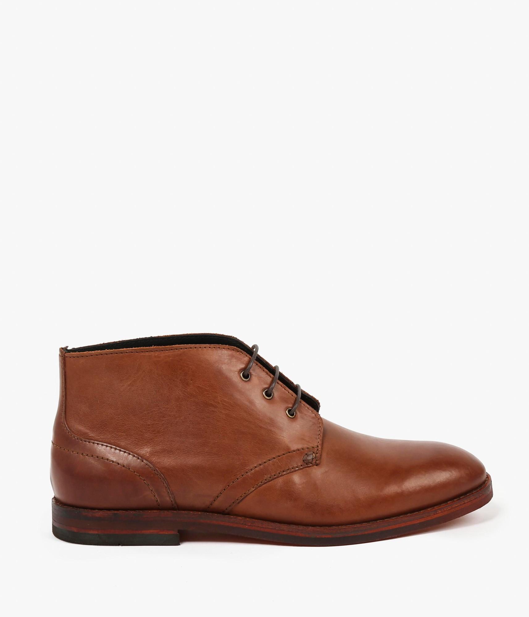 h by hudson houghton 2 shoes in brown for men tan lyst. Black Bedroom Furniture Sets. Home Design Ideas