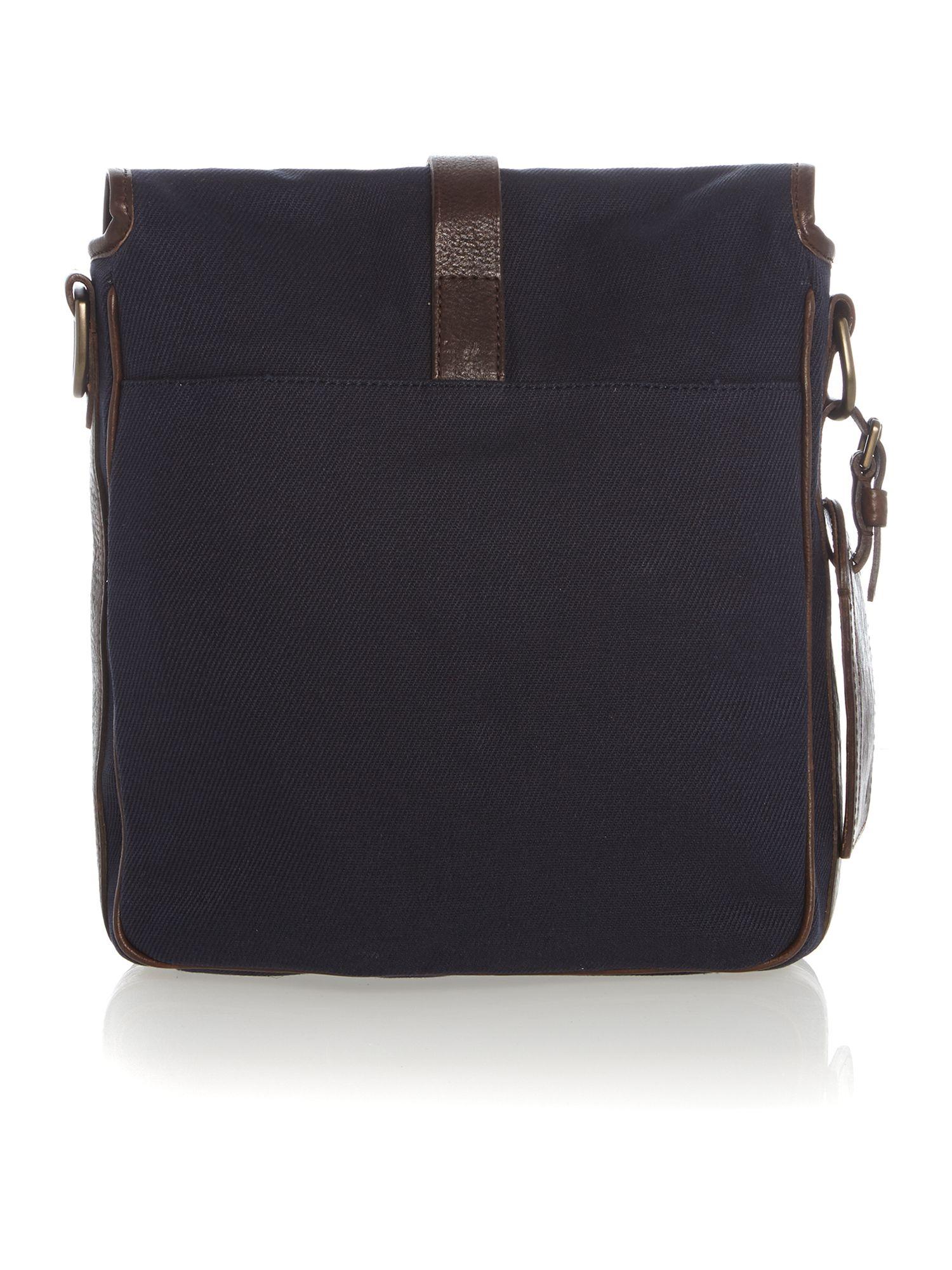 Polo ralph lauren Man Pouch Bag in Blue for Men | Lyst
