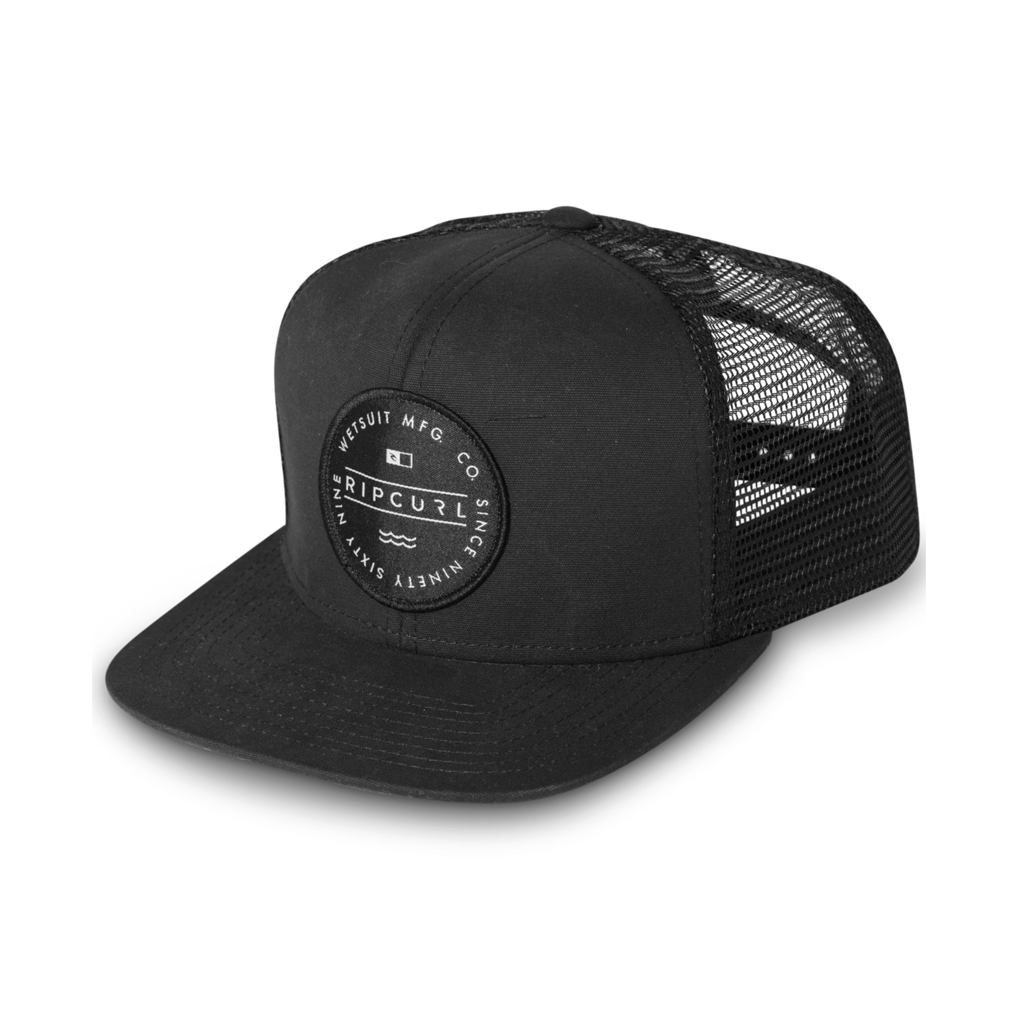 Lyst - Rip Curl Circle Bot Hat in Black for Men aa837e16a0a