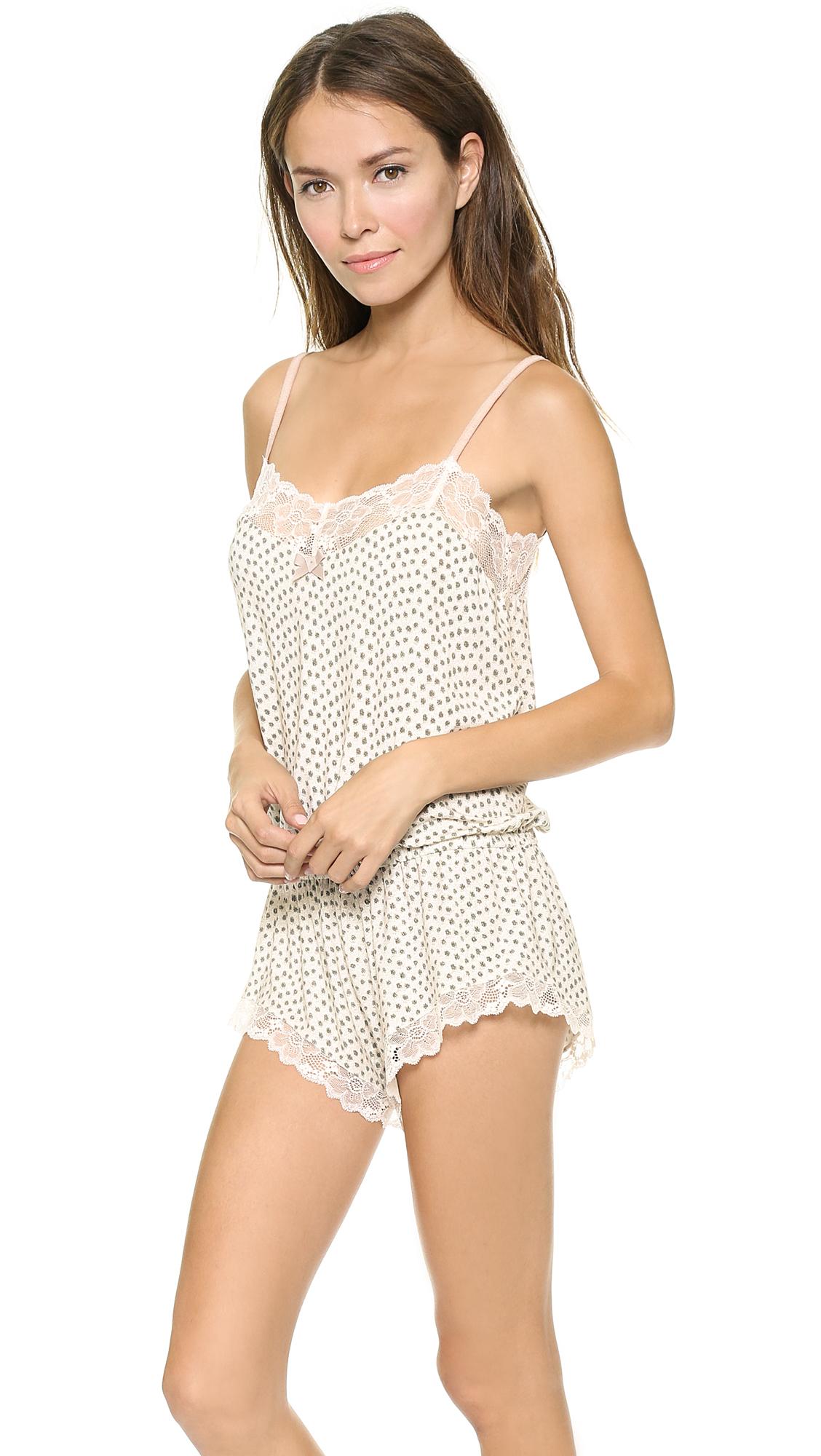 Shelf Bra Teddy - Breeze Clothing