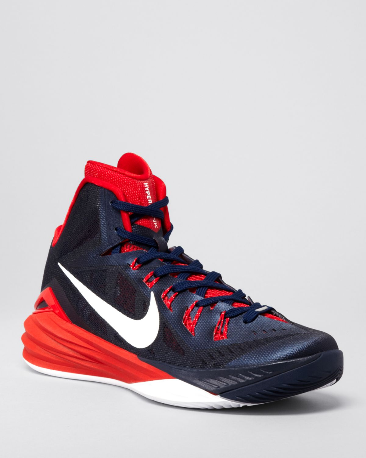 d0e70259ec5 coupon code for lyst nike hyperdunk 2014 sneakers in blue for men fae24  d108f