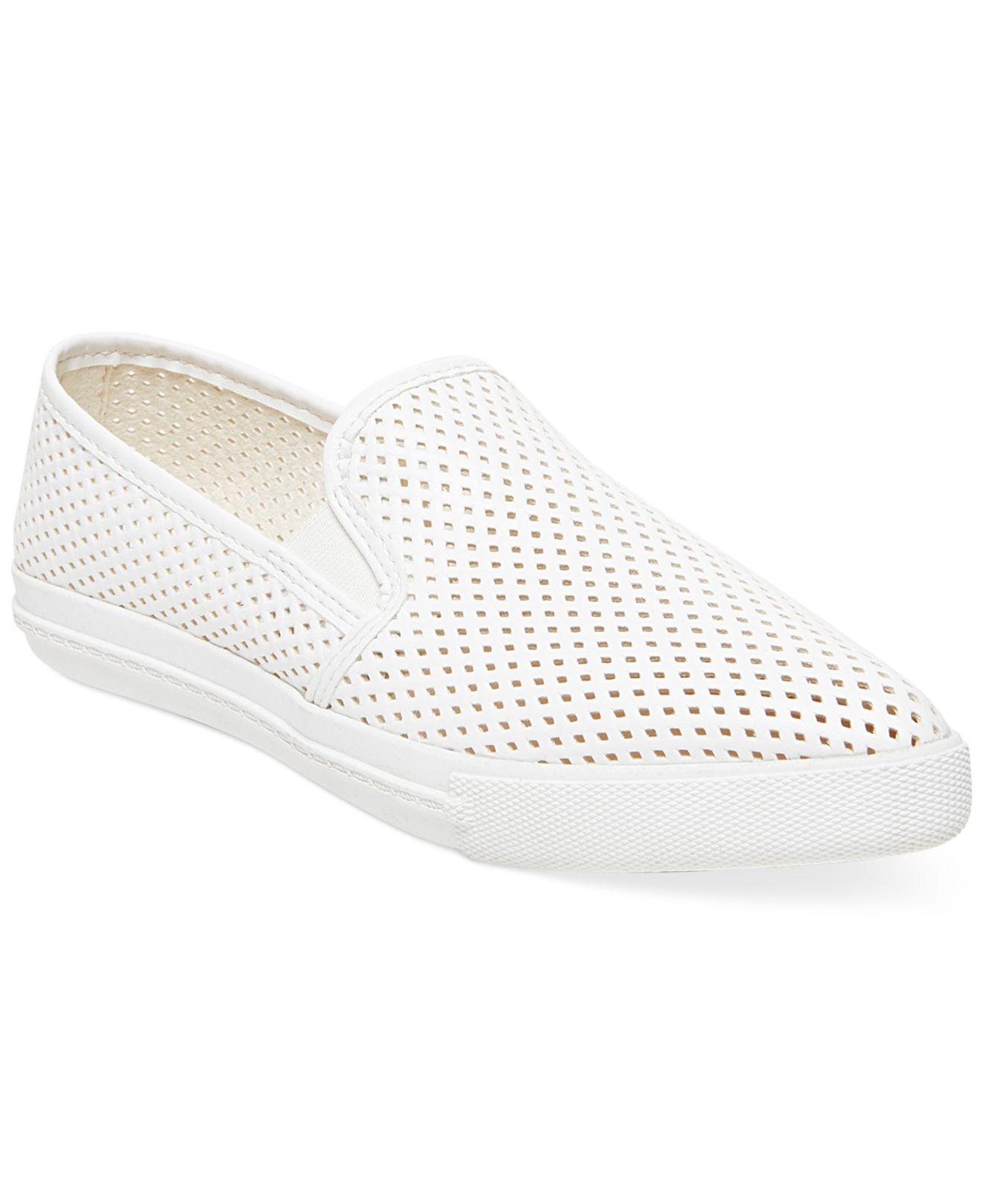 49131d5f6b0 Lyst - Steve Madden Women S Virggo Slip-On Sneakers in White