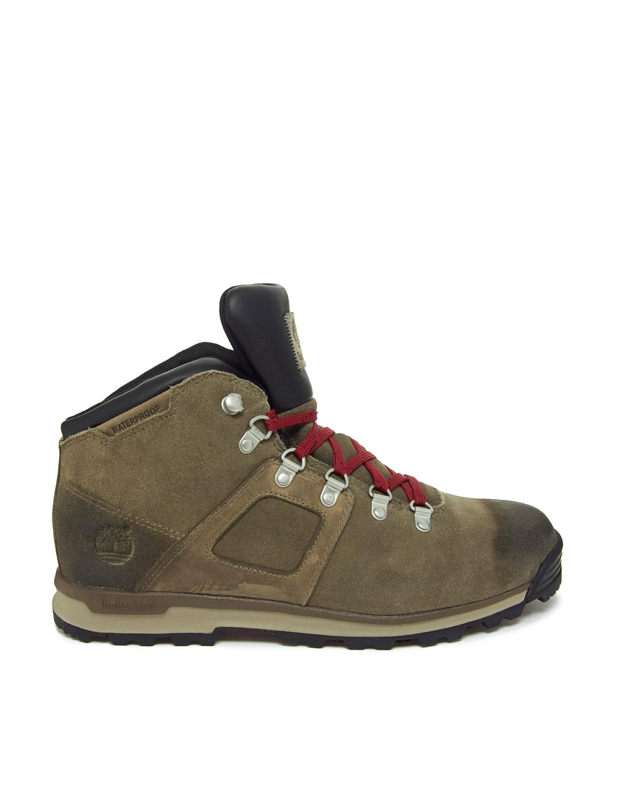 Timberland Gt Scramble Hiking Boots In Brown For Men Lyst