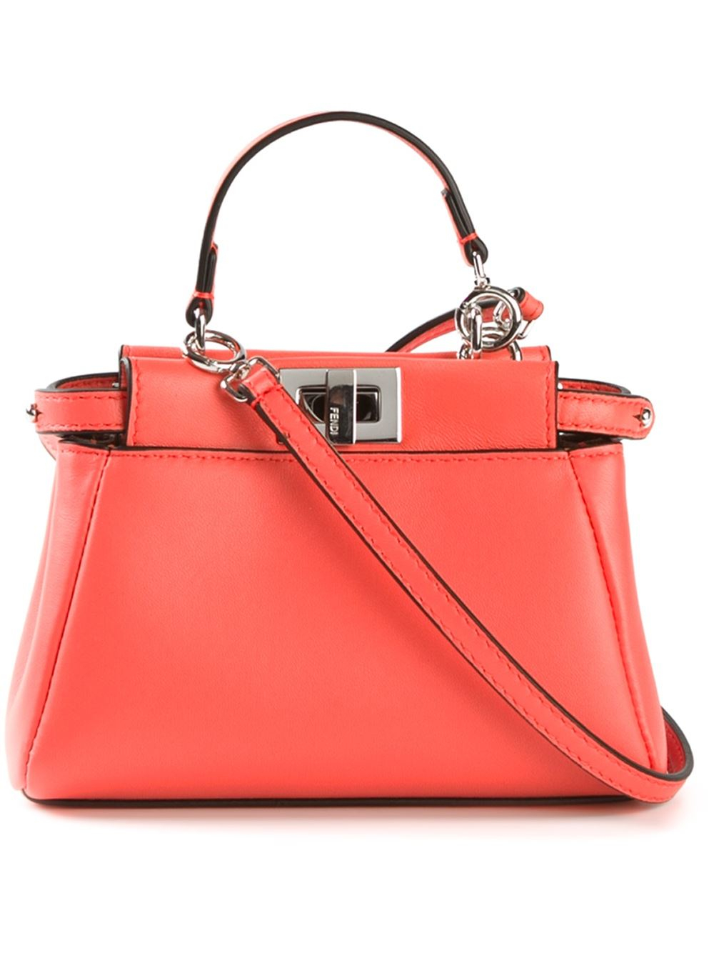 Gallery. Previously sold at  Farfetch · Women s Fendi Peekaboo ... 42e57ff15f668
