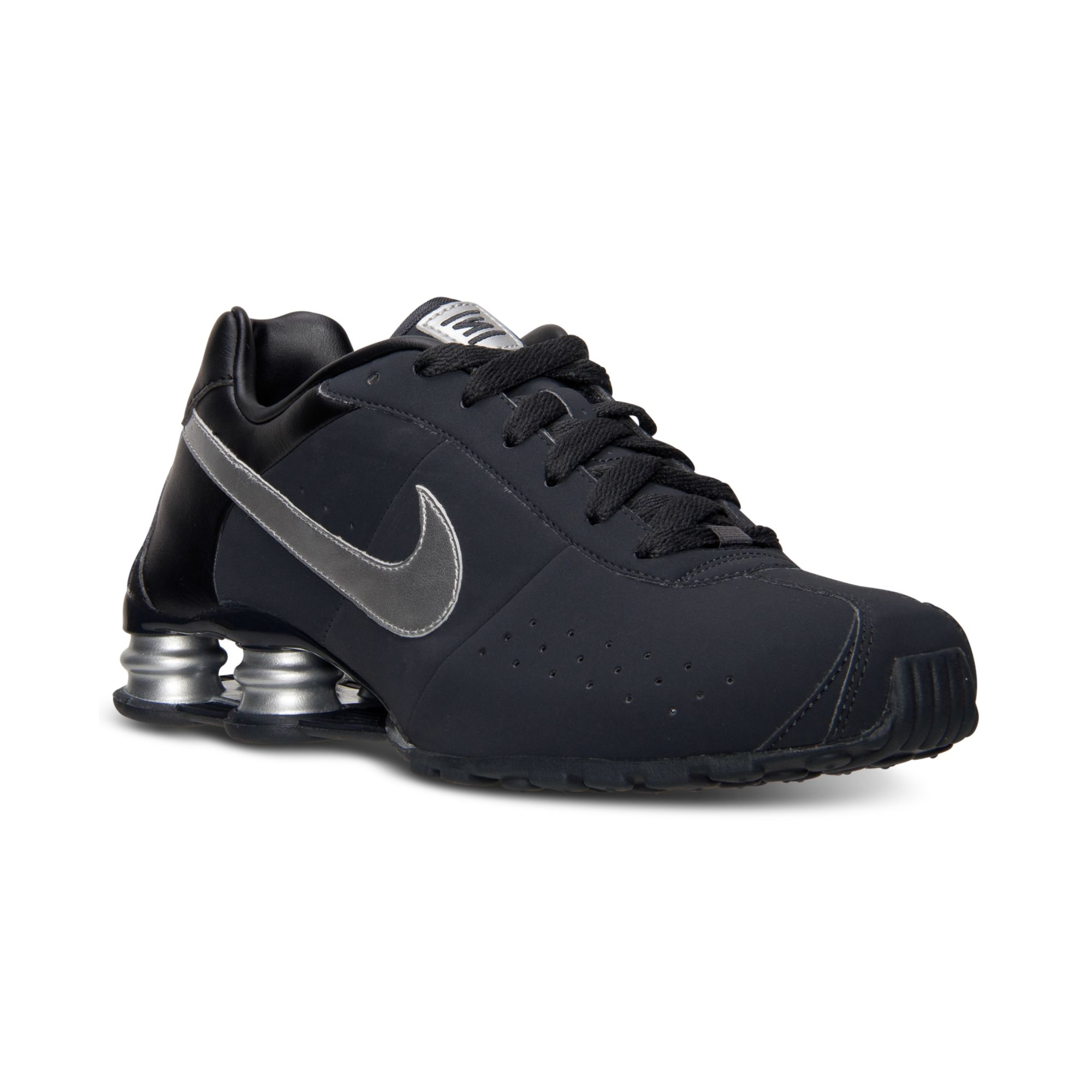 hot sale online c1799 f0aae ... Lyst - Nike Mens Shox Classic Ii Si Running Sneakers From Fi . ...