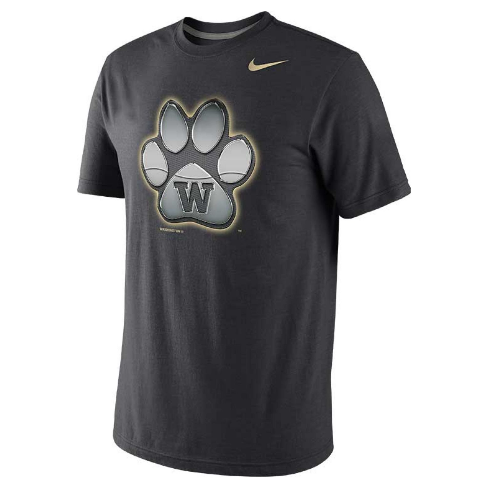 Lyst Nike Mens Washington Huskies Stealth Mascot