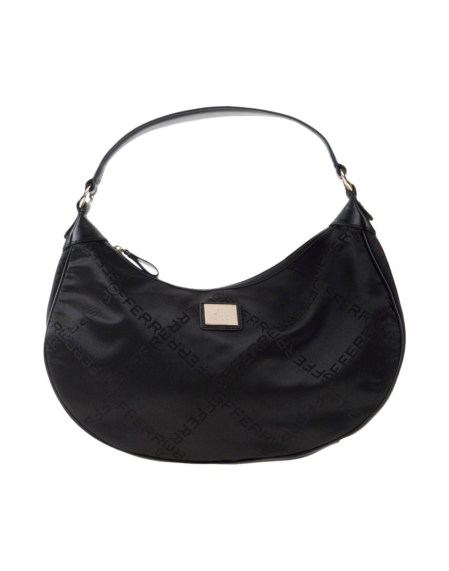 Lyst Gianfranco Ferré Handbag In Black