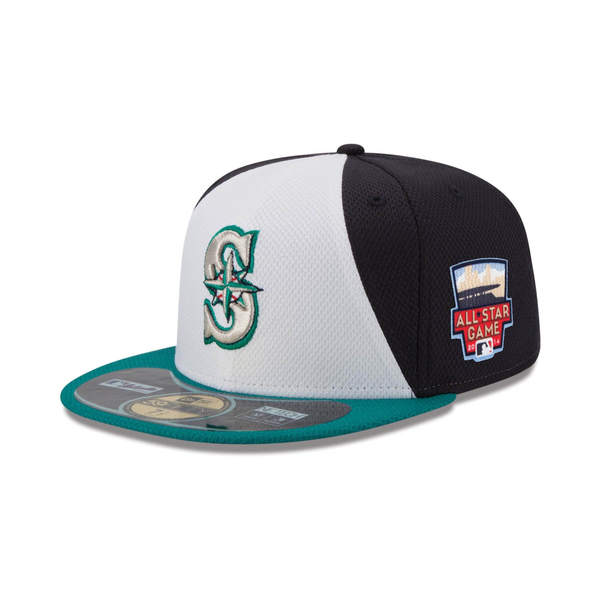 free shipping a1345 3ae3d usa detroit tigers mens new era 9fifty all star game snapback cap hat 5a864  50cb8  france lyst ktz seattle mariners all star game patch 59fifty cap in  blue ...