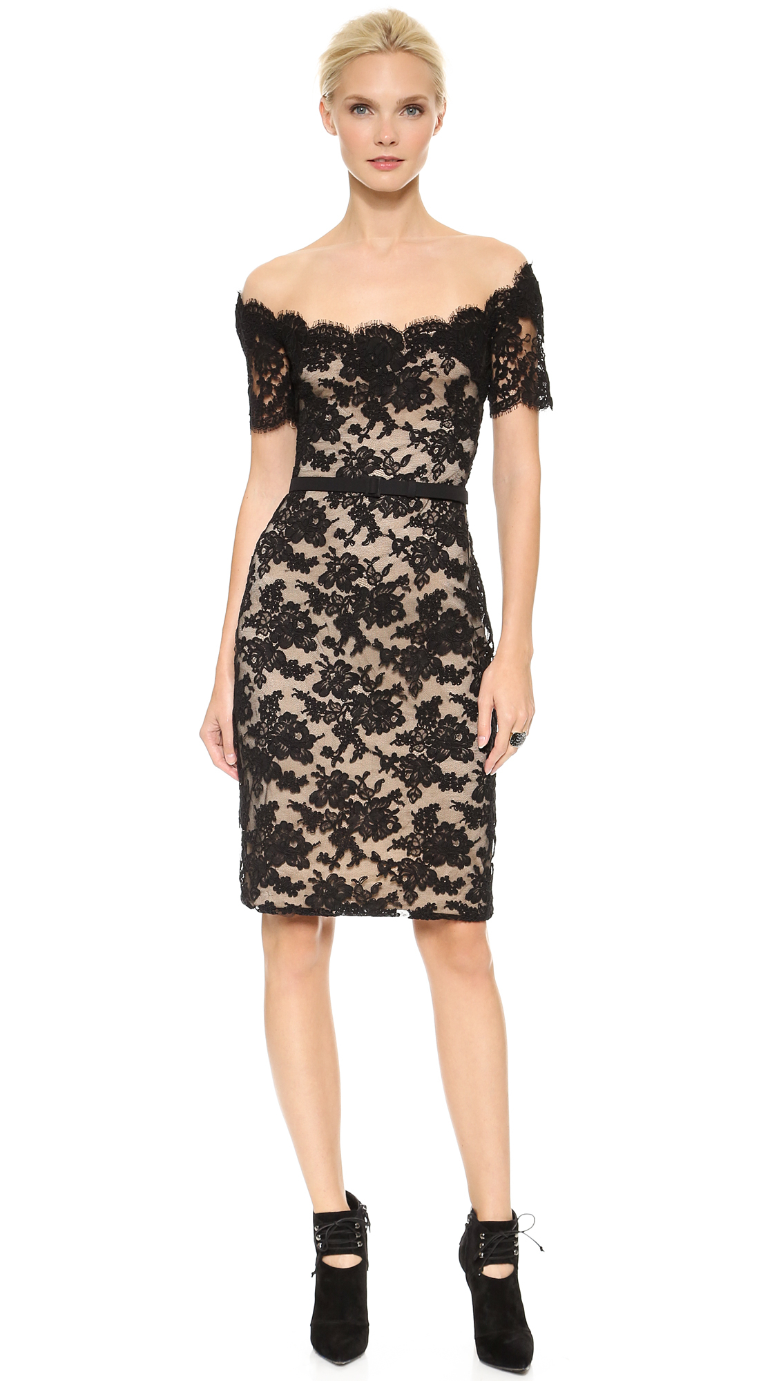 Find great deals on eBay for lace off the shoulder dress. Shop with confidence.