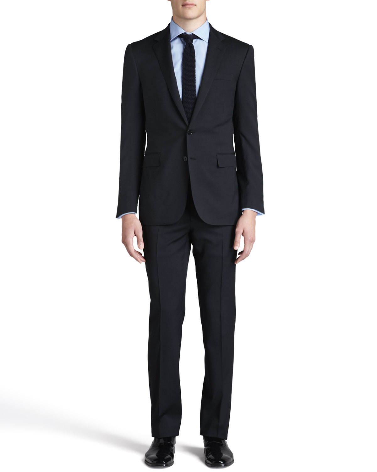 It is an image of Delicate The Black Label Suits