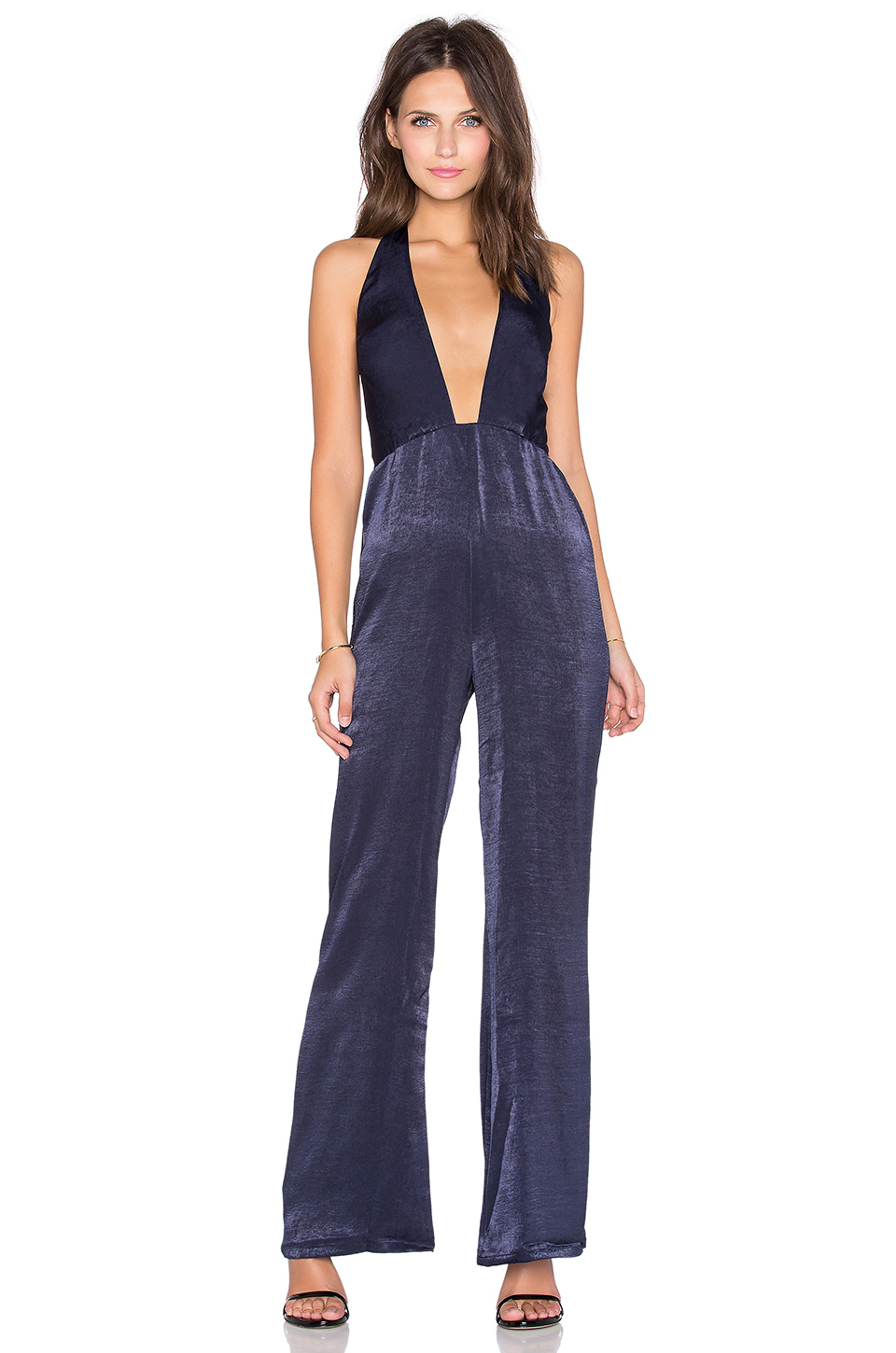 Halter Neck Culotte Jumpsuit - Free UK Delivery - 10 12 14 16 18 20 - Get a simple and effective style fix with this easy to wear culotte jumpsuit. Made in a hue bright enough to make anyone smile, this jumpsuit is finished with a feminine halter neck and tailored pleat wide leg. - taradsod.tk