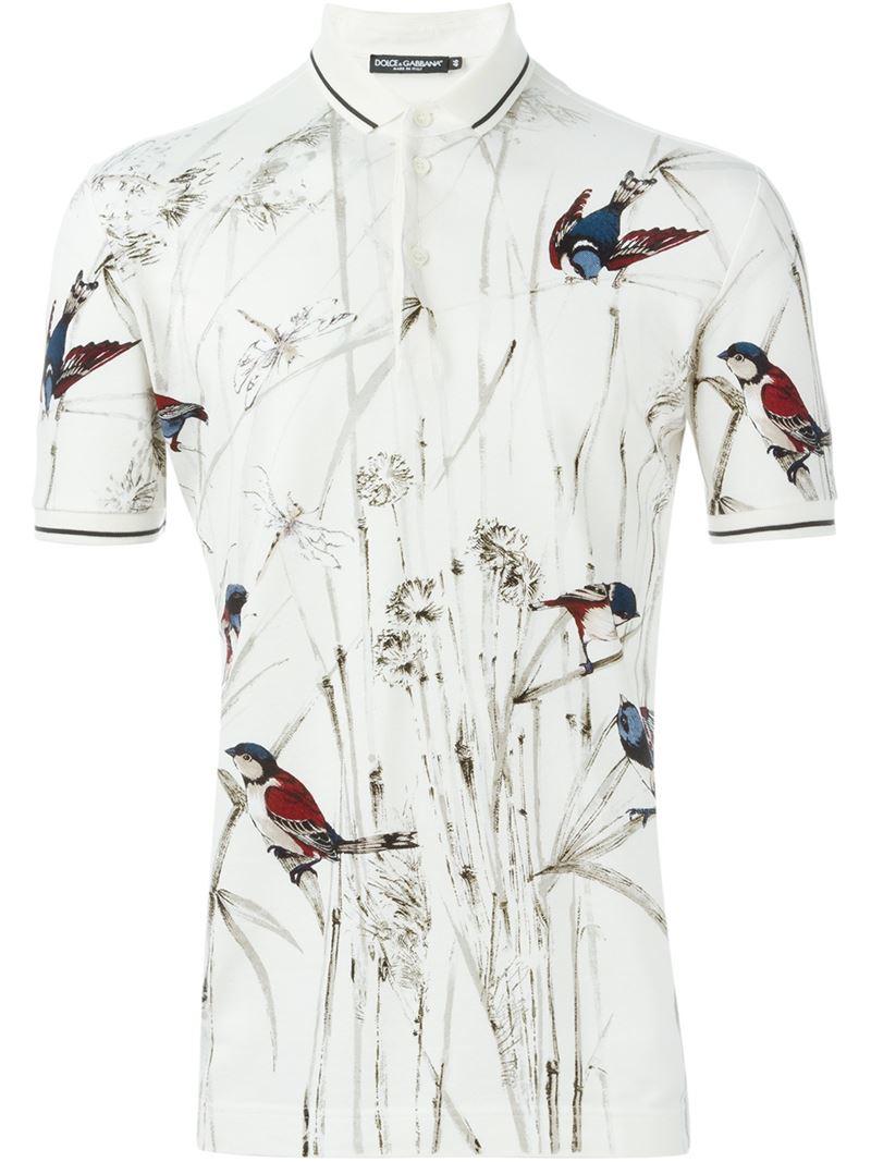 Watch Dolce Gabbana Sport Print Riviera Shirt video