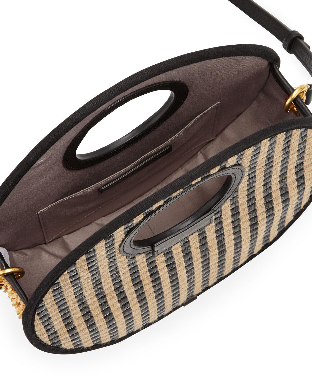 4e12824effaa Lyst - Marc By Marc Jacobs Isle De Sea Crossbody Basket Bag Black ...