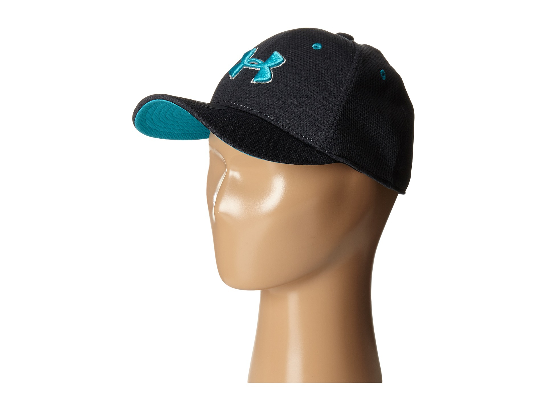 d581e219569 Lyst - Under Armour Ua Blitzing 2.0 Stretch Fit Cap (youth) in Gray ...