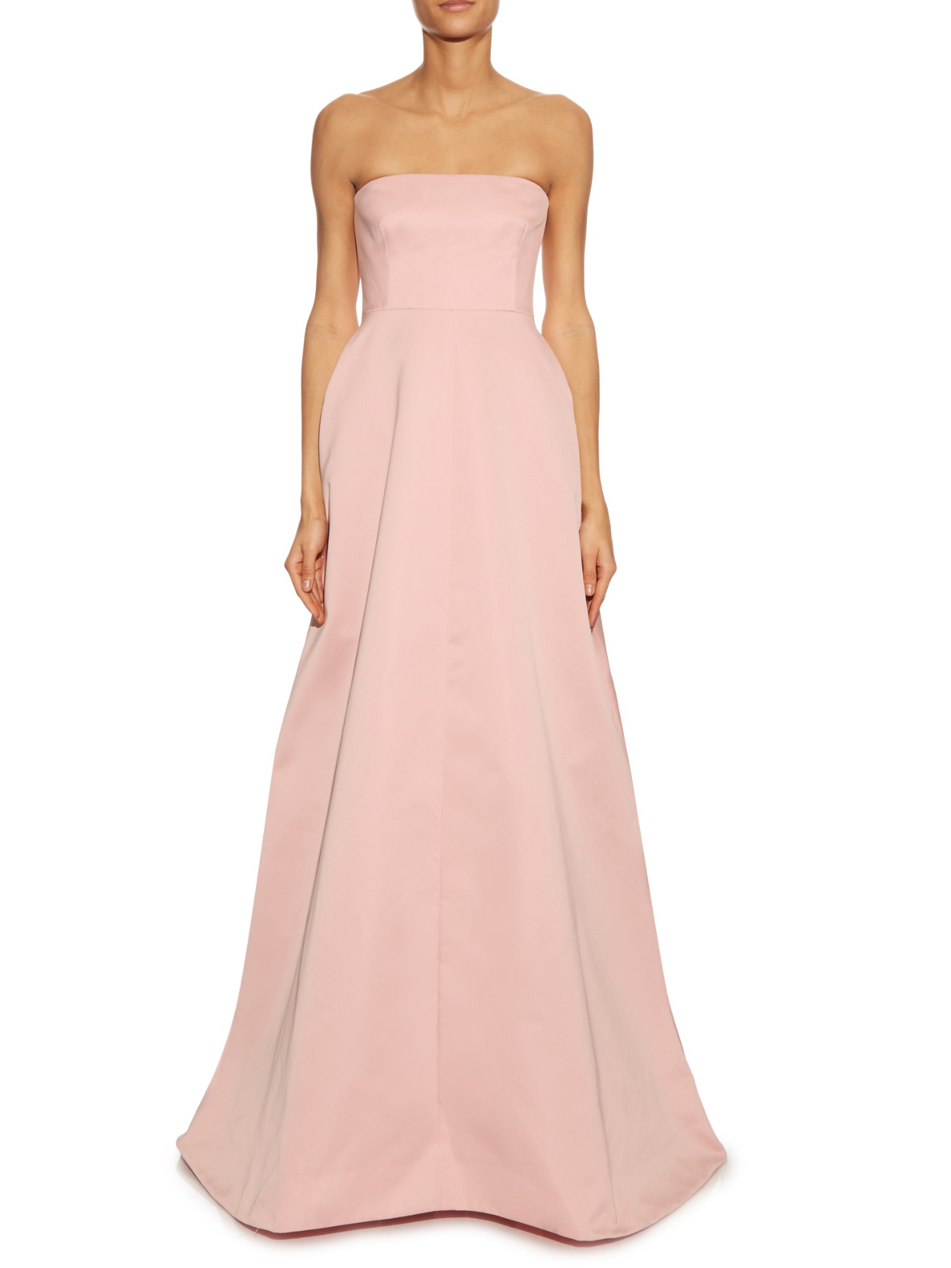 Cheap Low Price Hot Sale Sale Online empire gown - Pink & Purple Rochas aTm4CeK
