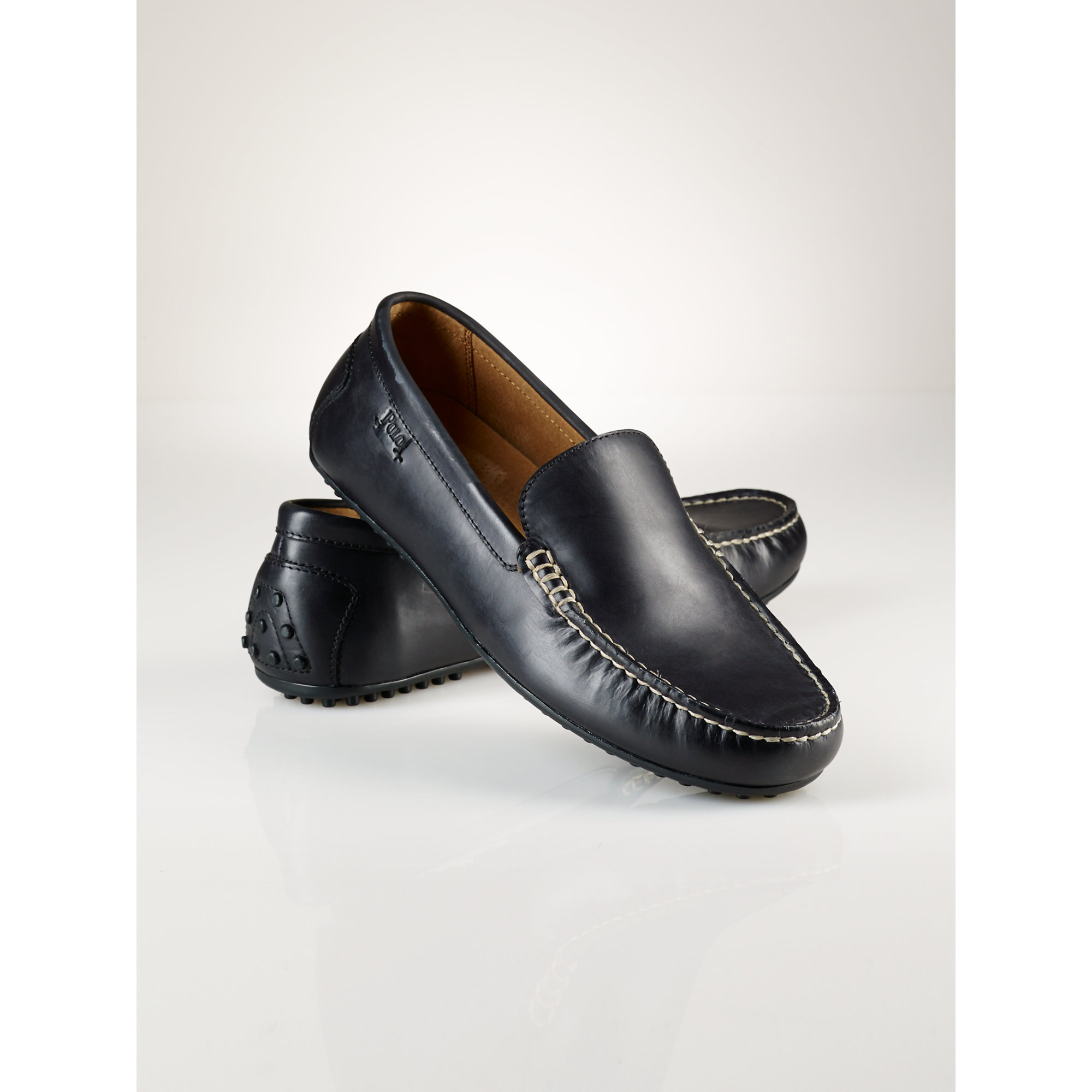 Polo Ralph Lauren Mens Woodley SlipOn Loafer  0CQ603VY8