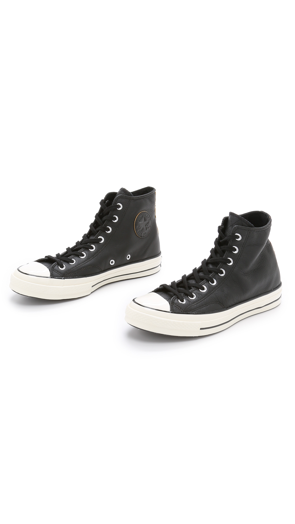 c04e4e94cb79 Converse Chuck Taylor All Star  70s Leather High Top Sneakers in ...