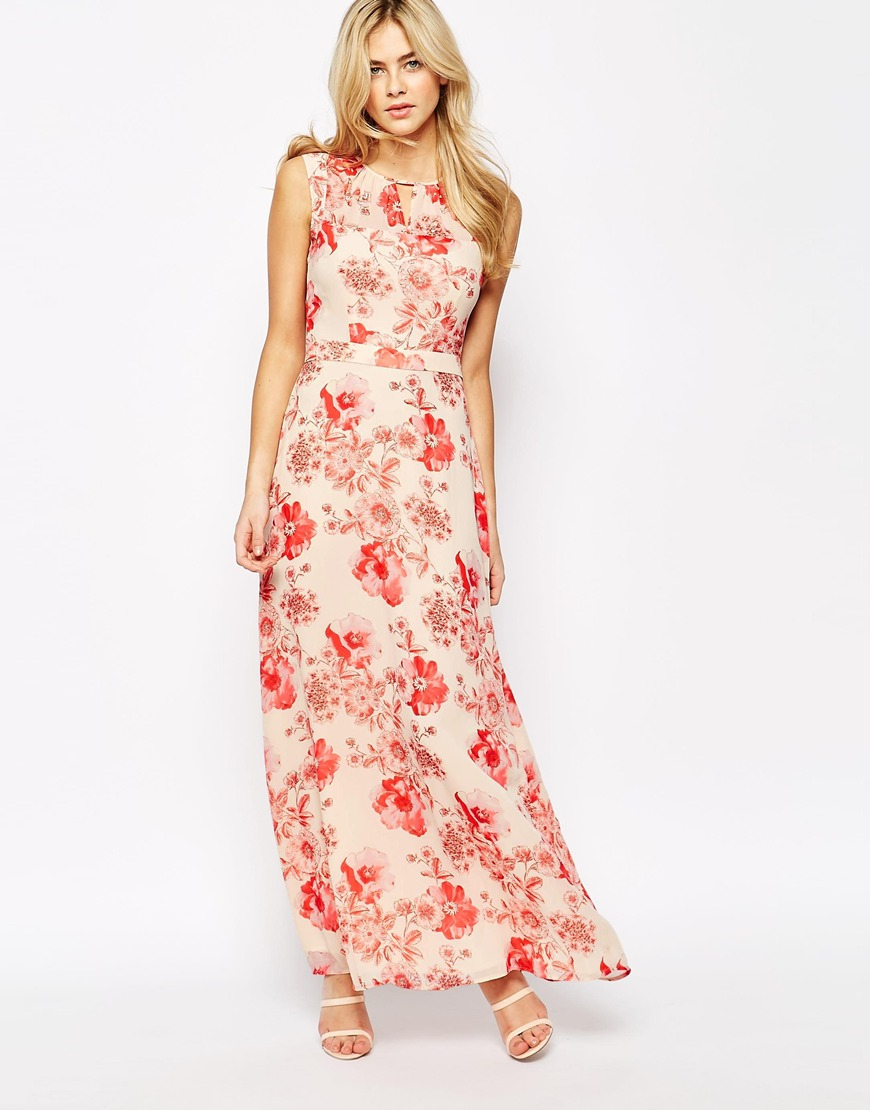 Shop for floral maxi dress online at Target. Free shipping on purchases over $35 and save 5% every day with your Target REDcard.