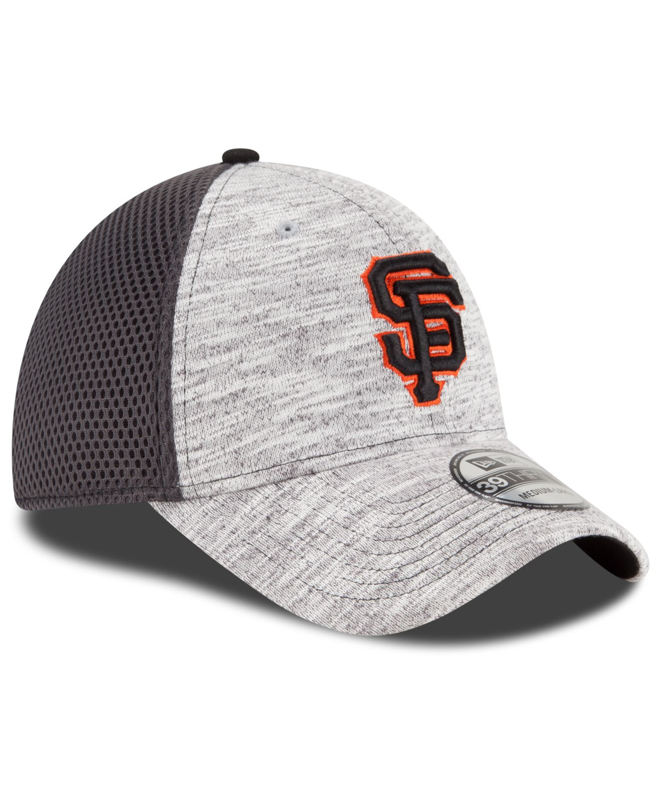 buy popular a7e19 ab2b7 ... new era mlb hooge neo 39thirty cap lids 21160 208b6  get lyst ktz san  francisco giants clubhouse 39thirty cap in gray for men a330f 261af