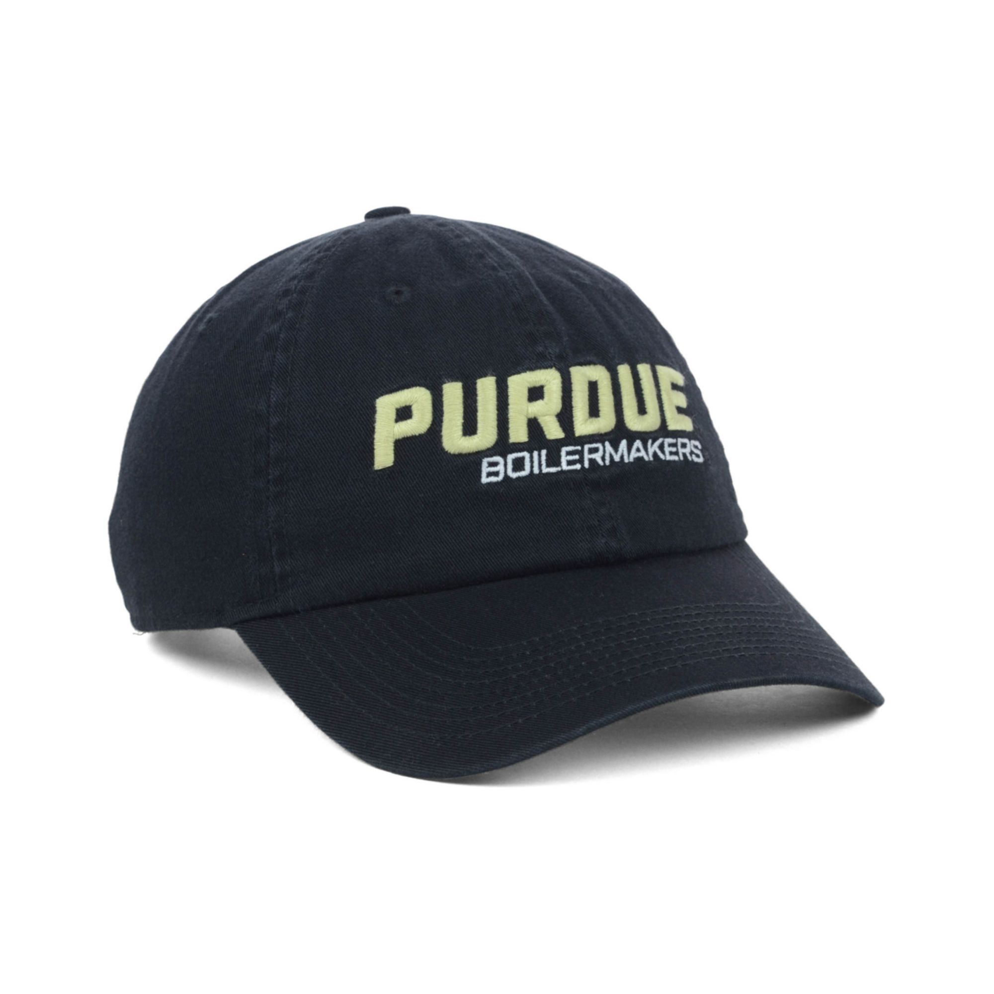 13072c11467 Lyst - Nike Purdue Boilermakers Heritage 86 Campus Cap in Black for Men