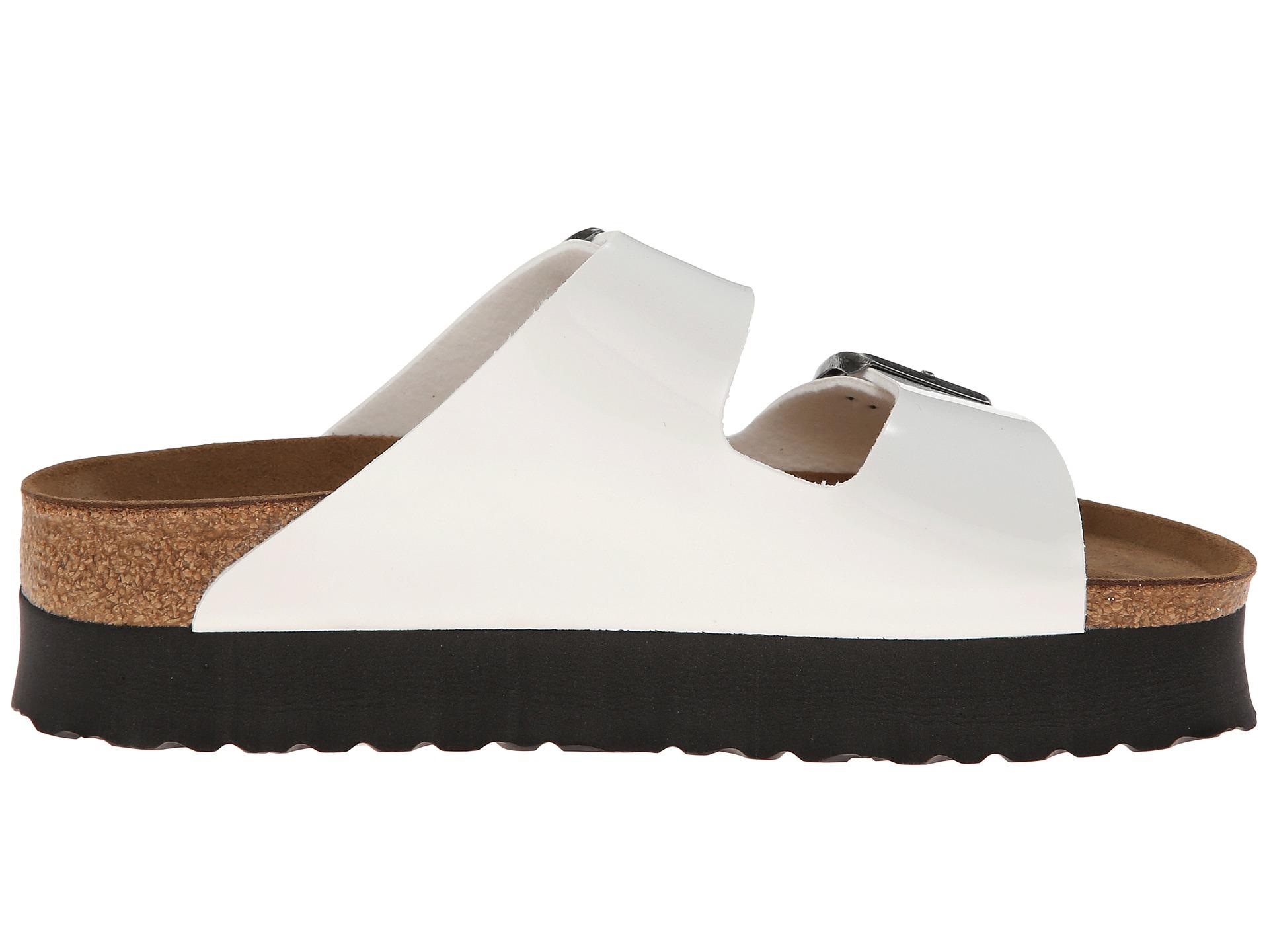 2866a10a76b Birkenstock Papillio Arizona Platform Sandals ✓ Shoes Style 2018