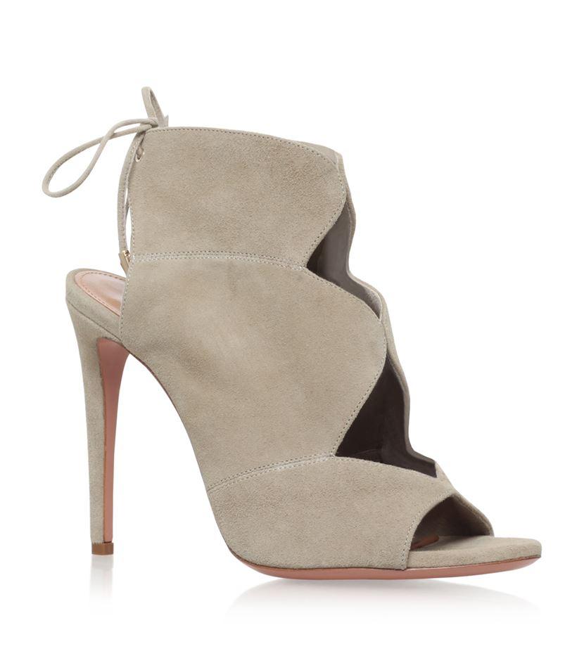 Aquazzura Pasadena 105 Sandals buy cheap 2014 new sale pictures NvXGO4Rio